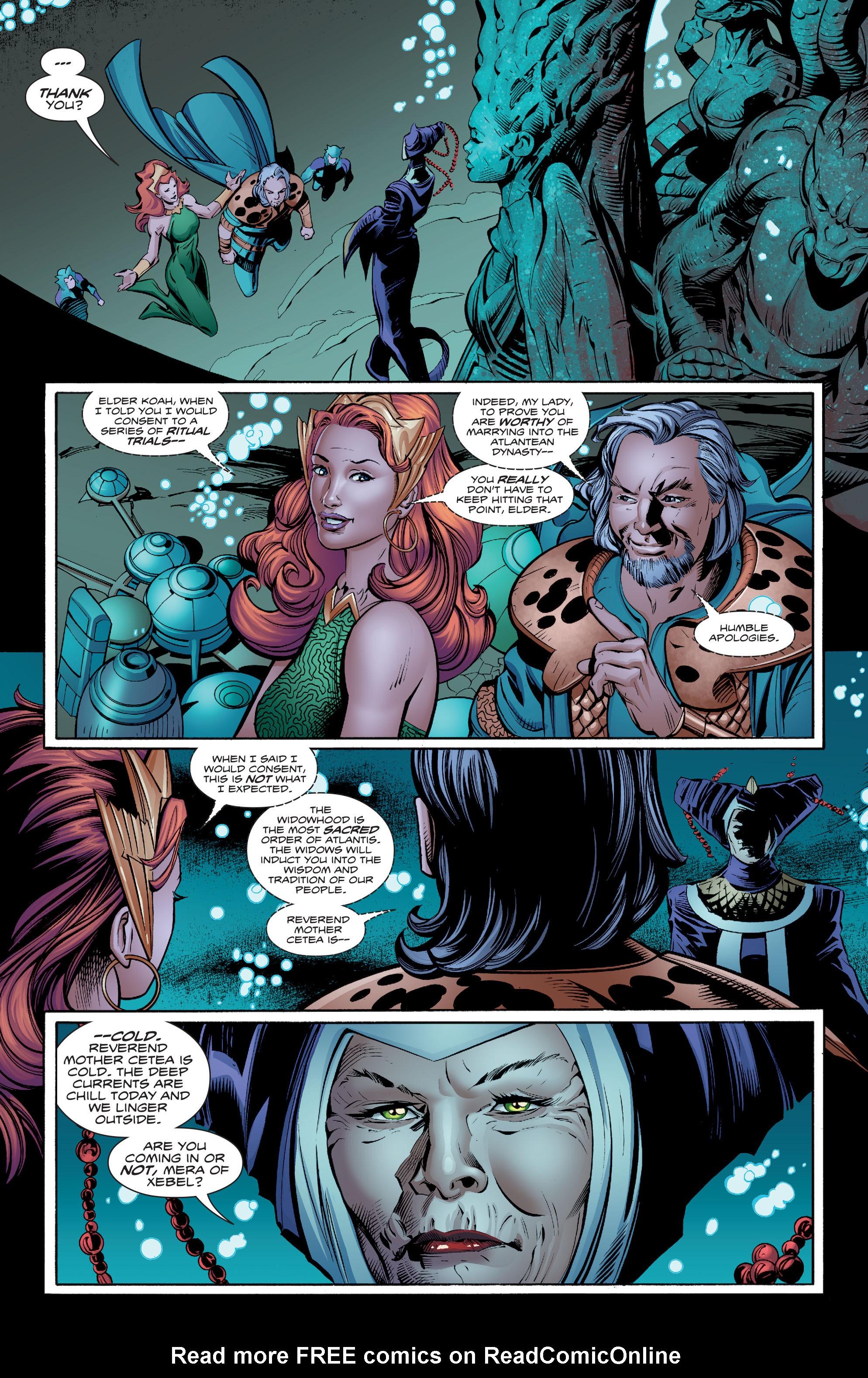 Read online Aquaman (2016) comic -  Issue #8 - 5