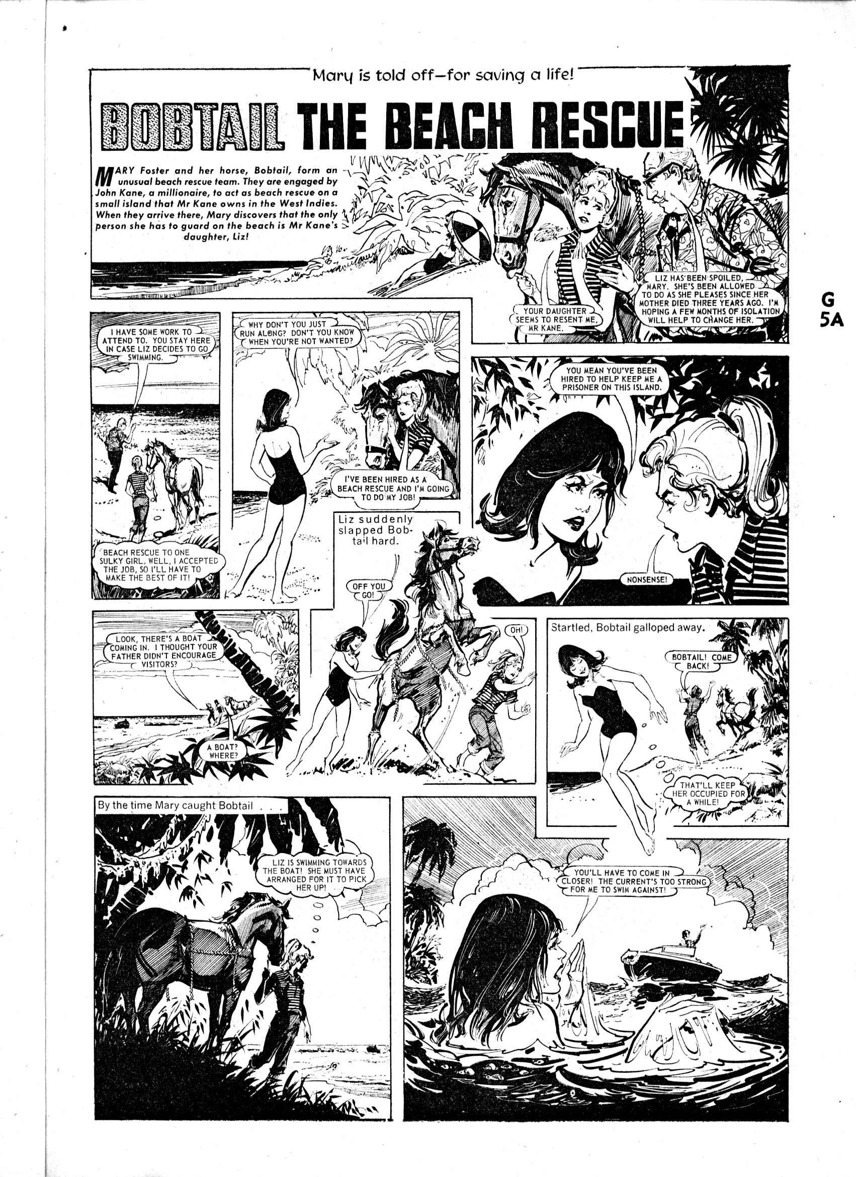 Read online Judy comic -  Issue #365 - 25