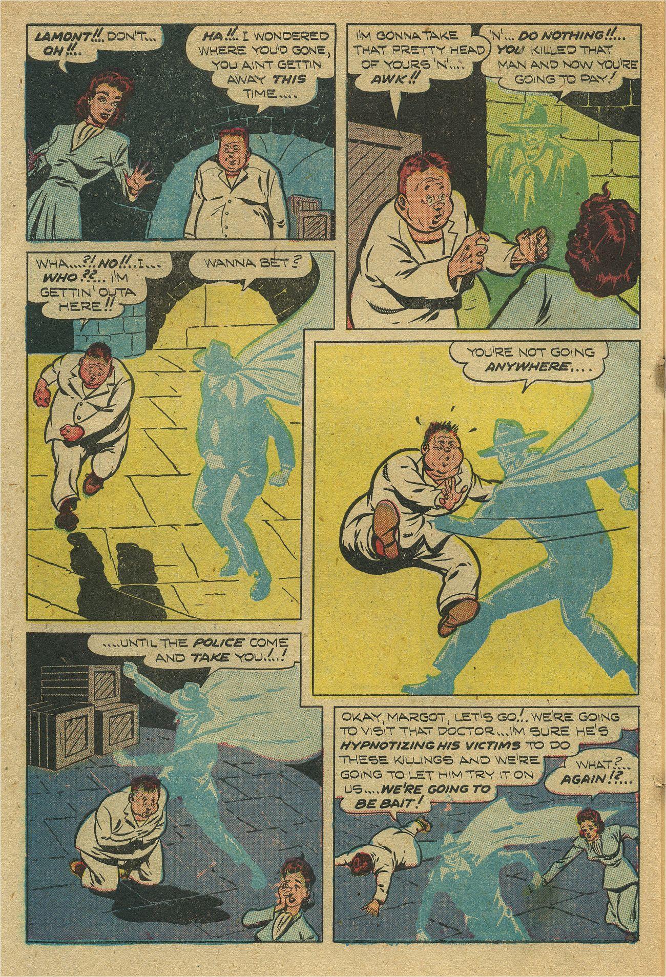 Read online Shadow Comics comic -  Issue #93 - 47