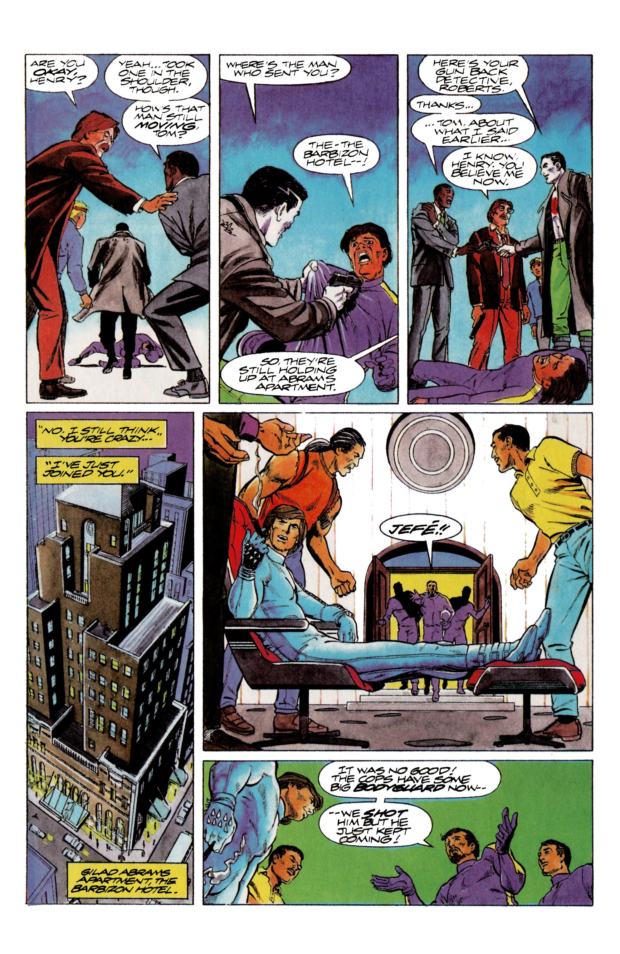 Read online Eternal Warrior (1992) comic -  Issue #14 - 10