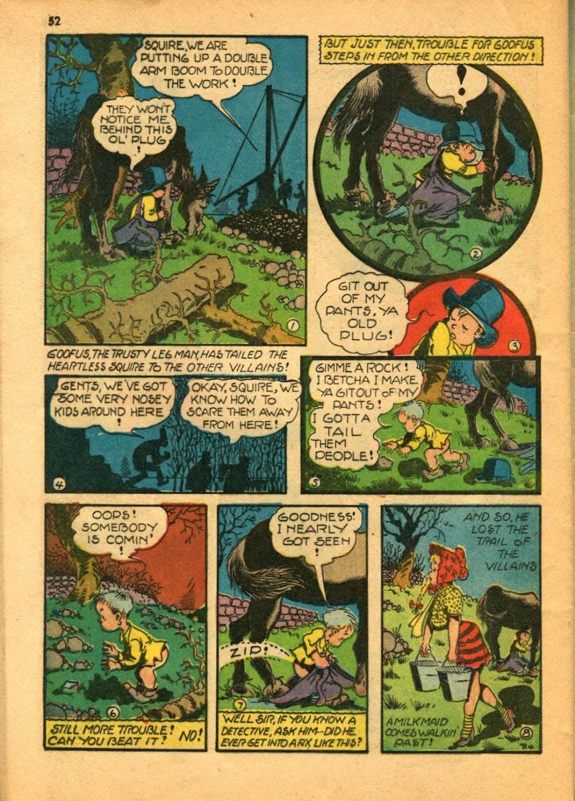 Read online Super-Magician Comics comic -  Issue #11 - 52