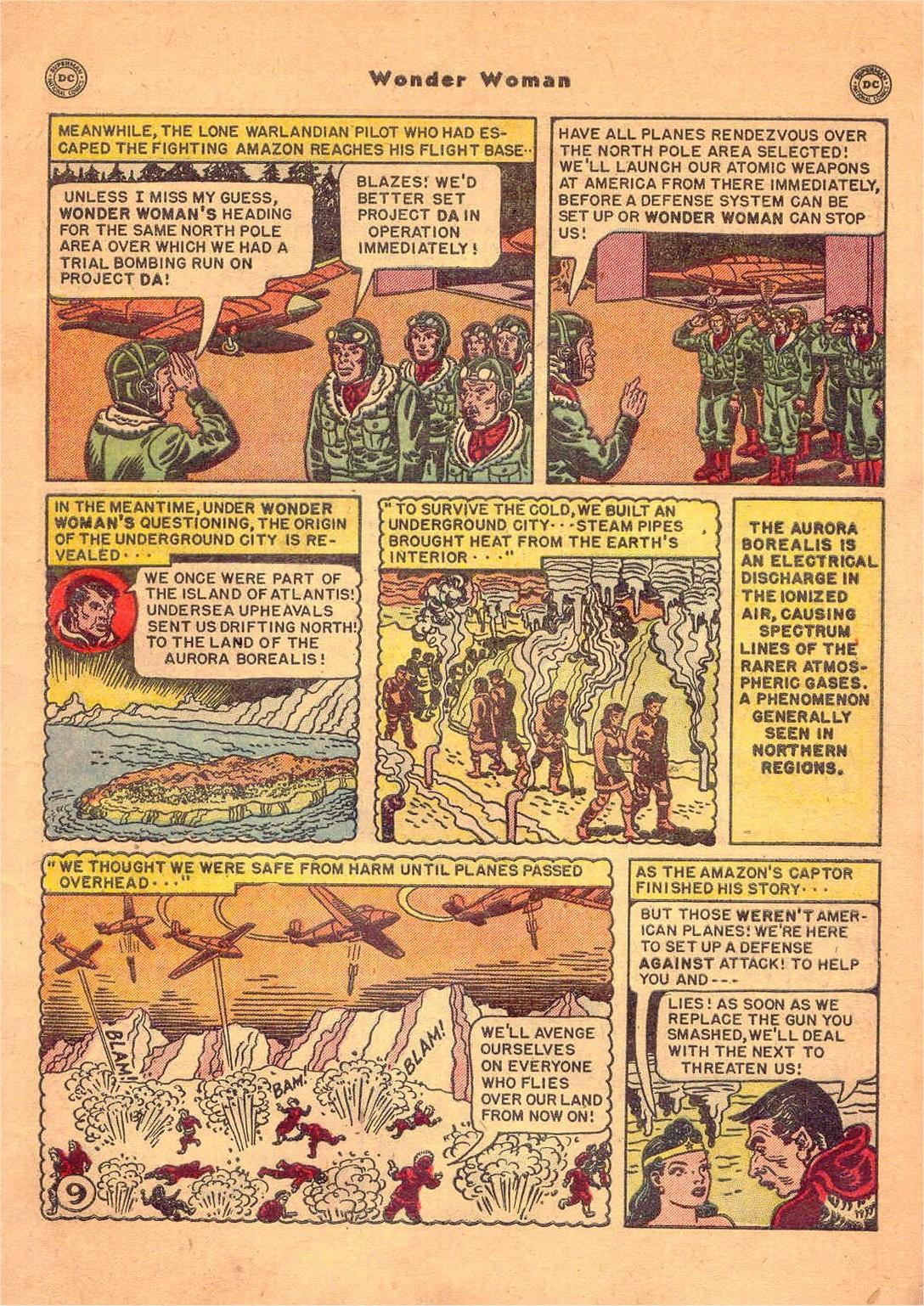 Read online Wonder Woman (1942) comic -  Issue #47 - 10