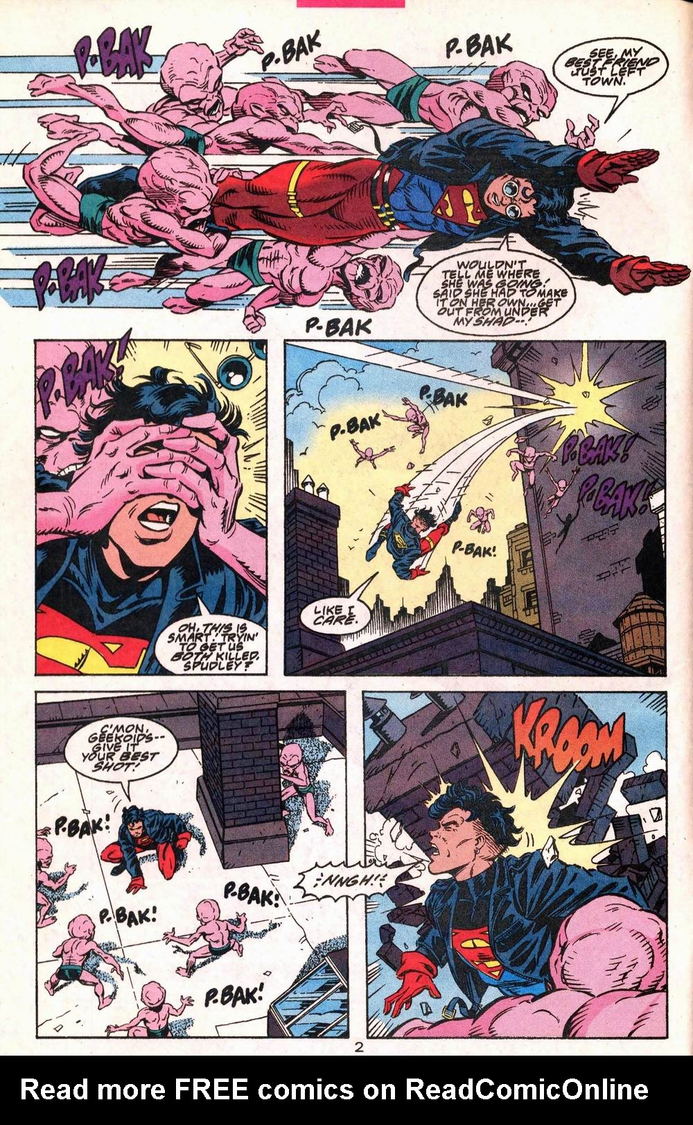 Adventures of Superman (1987) 506 Page 2