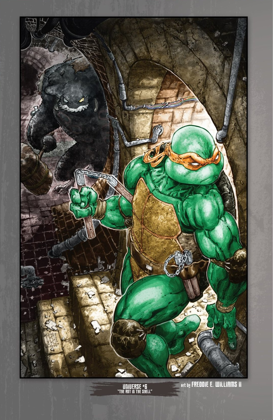 Read online Teenage Mutant Ninja Turtles: The IDW Collection comic -  Issue # TPB 8 (Part 3) - 68