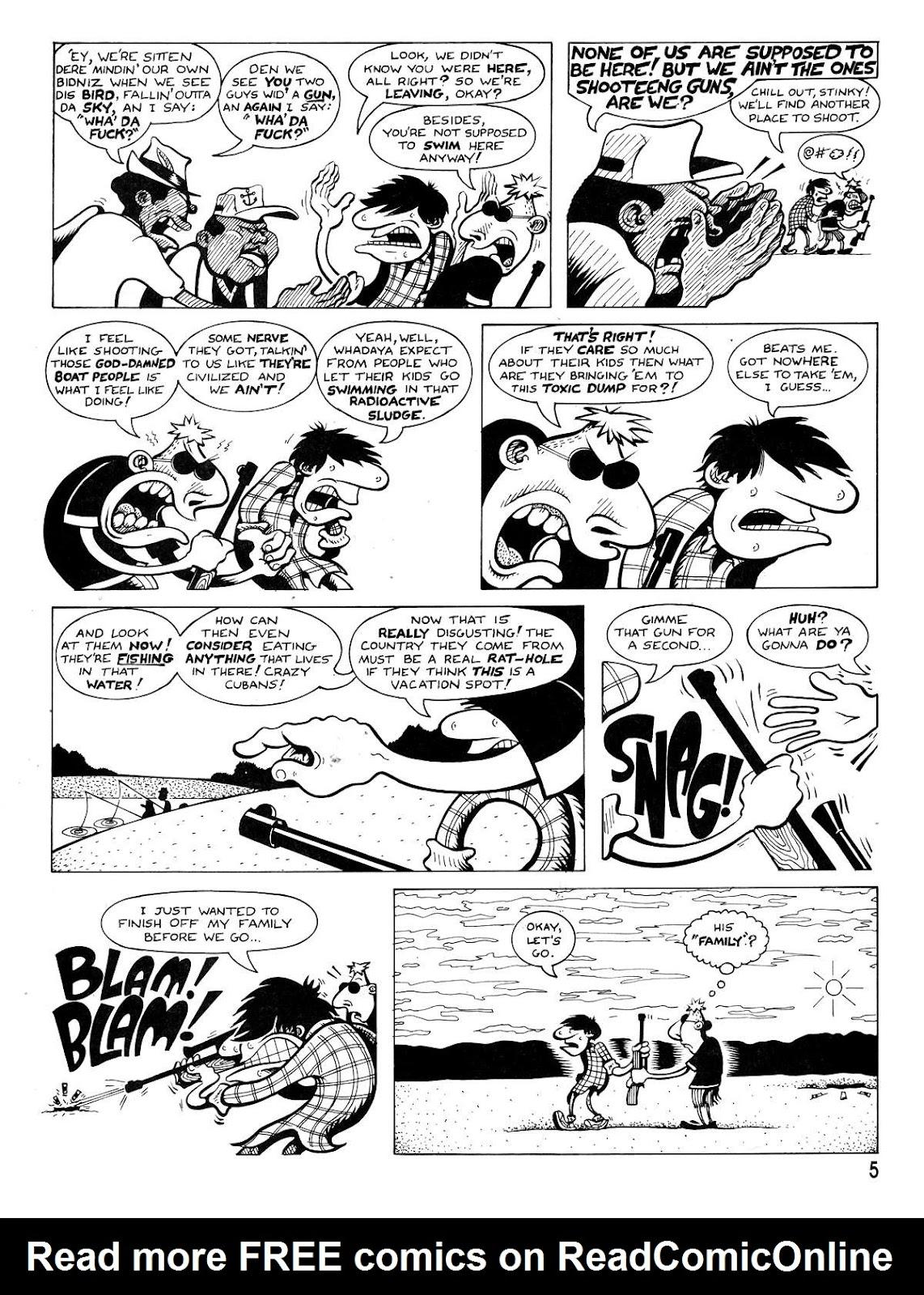 Read online Neat Stuff comic -  Issue #15 - 6