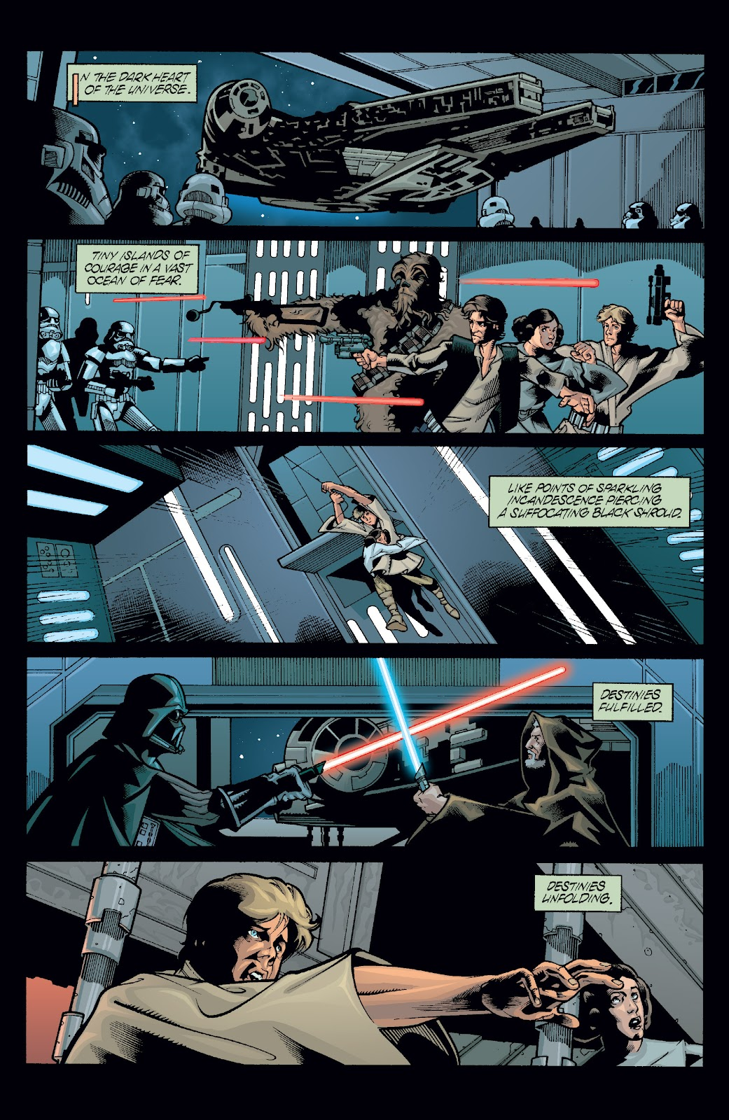 Read online Star Wars Legends: Infinities - Epic Collection comic -  Issue # TPB (Part 1) - 8