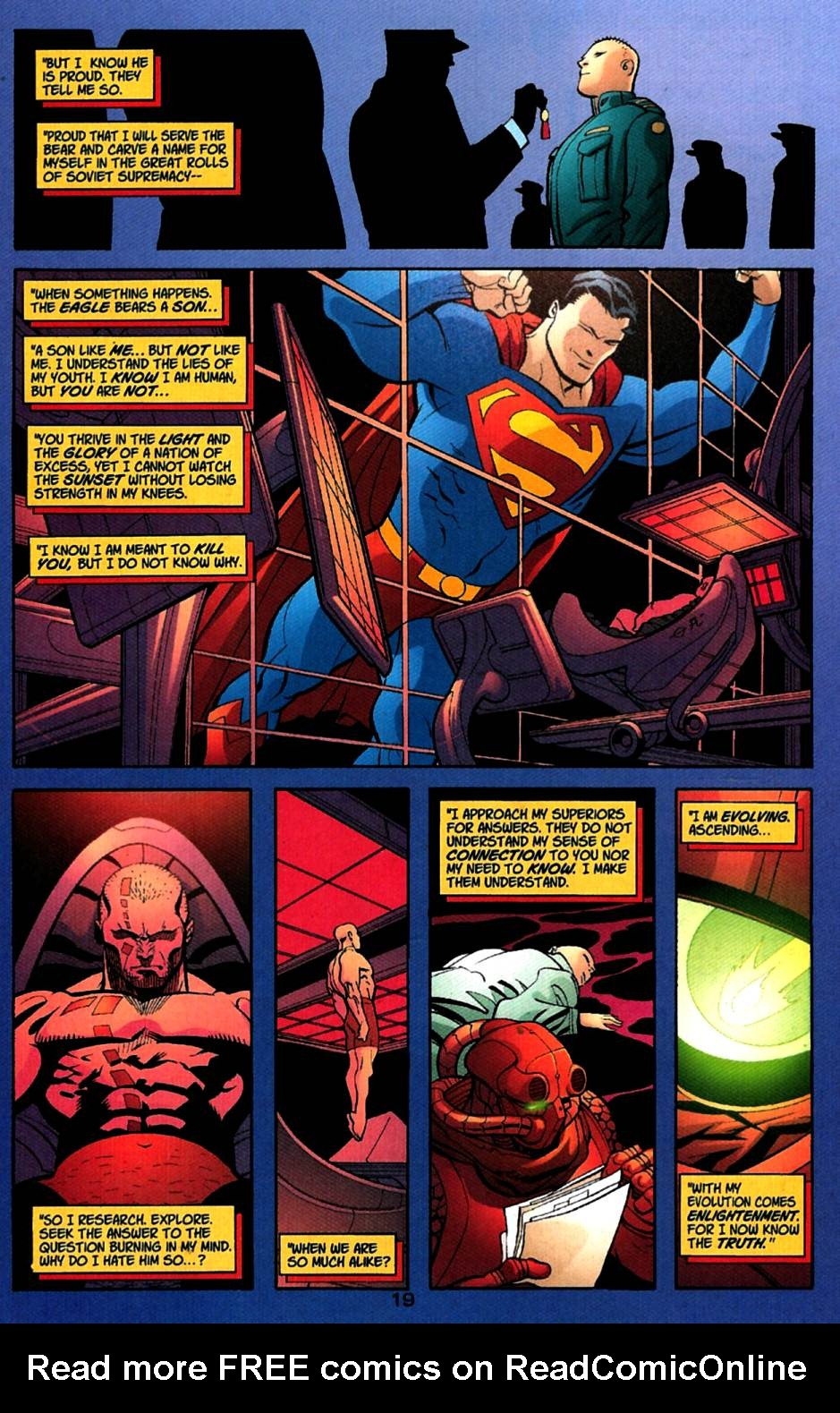 Read online Action Comics (1938) comic -  Issue #803 - 19
