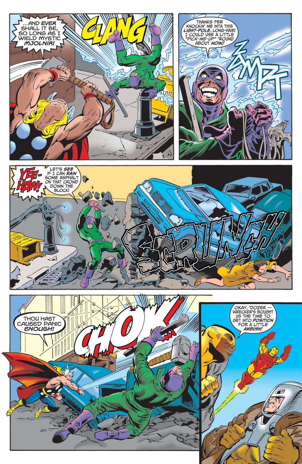 Read online Avengers (1998) comic -  Issue #16 - 16