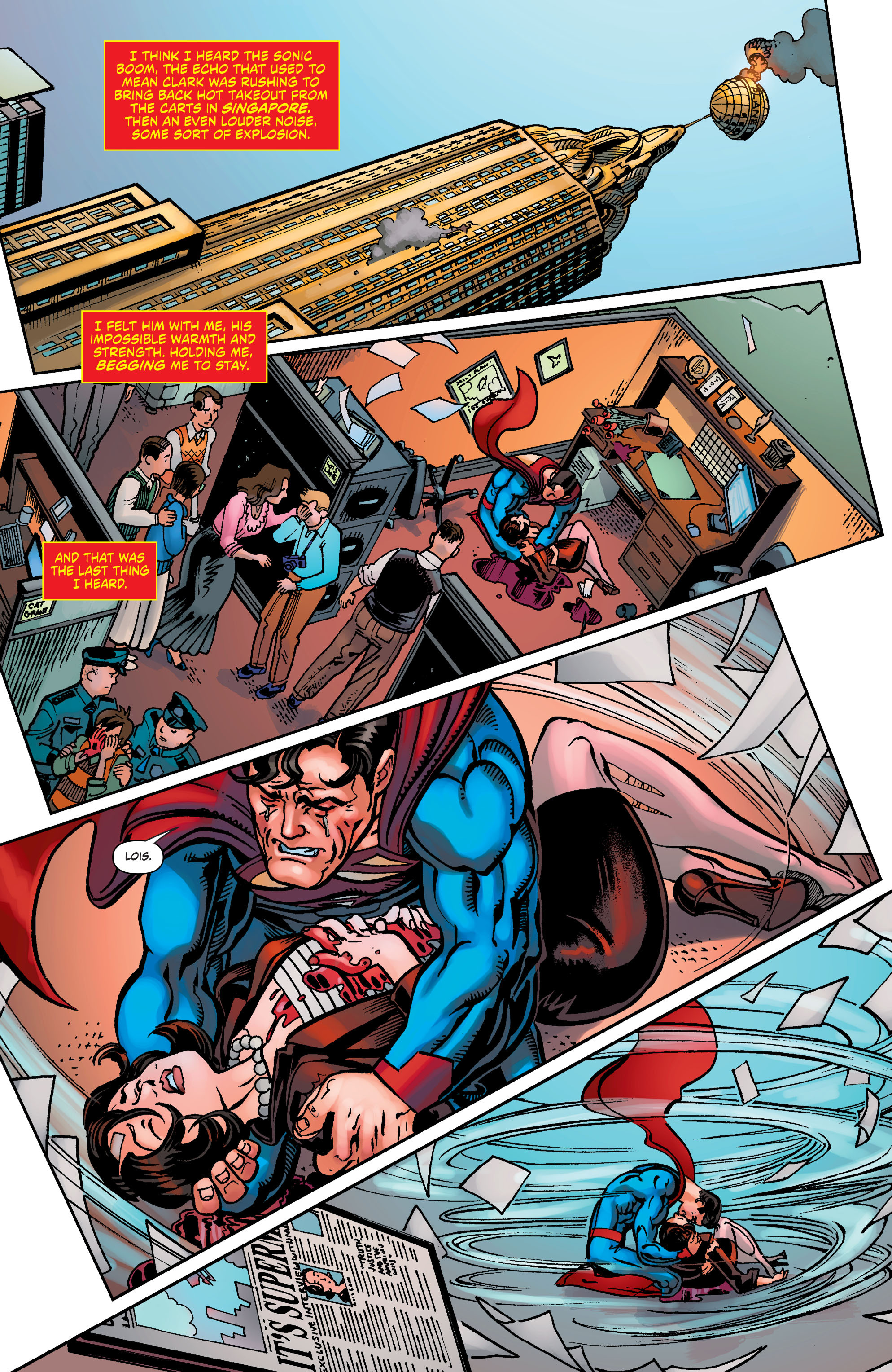 Read online Worlds' Finest comic -  Issue #32 - 17