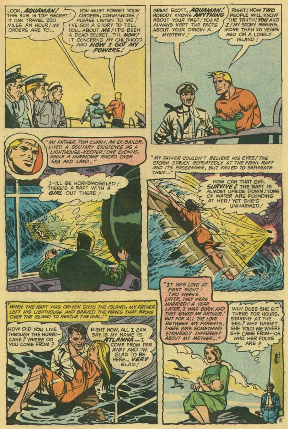 Read online Aquaman (1962) comic -  Issue #48 - 27
