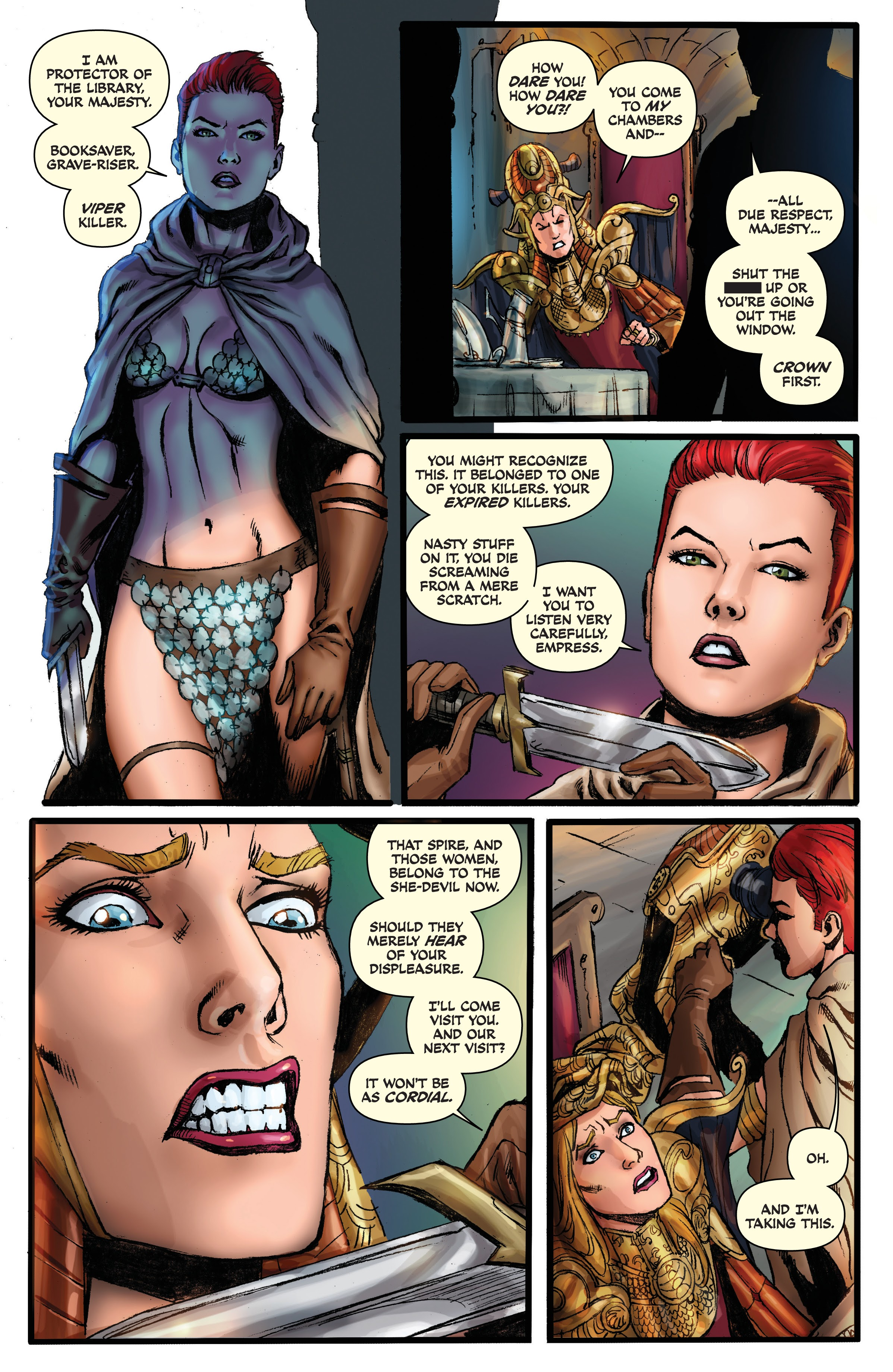 Red Sonja (2013) #_TPB_Complete_Gail_Simone_Red_Sonja_Omnibus_(Part_5) #26 - English 51