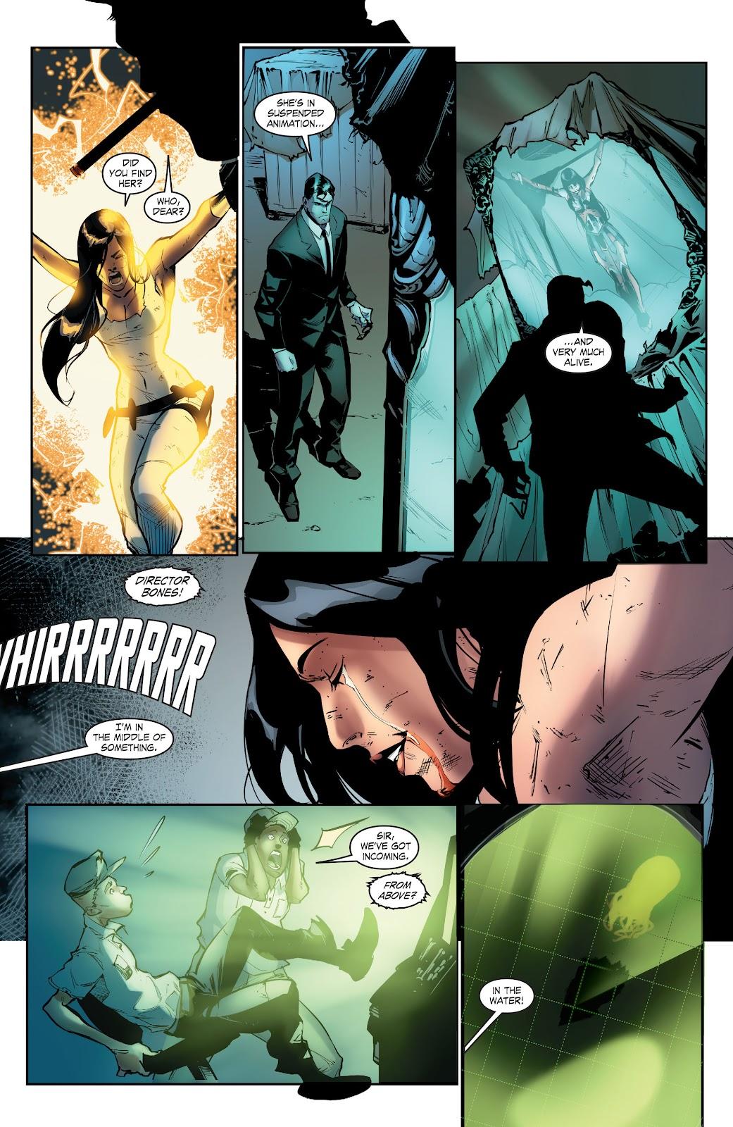 Read online Smallville Season 11 [II] comic -  Issue # TPB 5 - 79