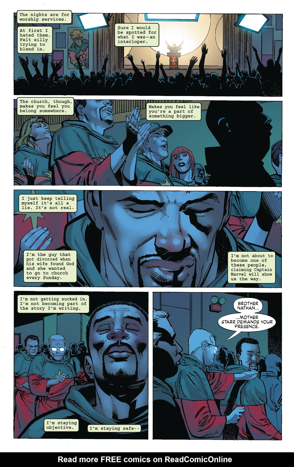 Read online Secret Invasion: Rise of the Skrulls comic -  Issue # TPB (Part 4) - 35