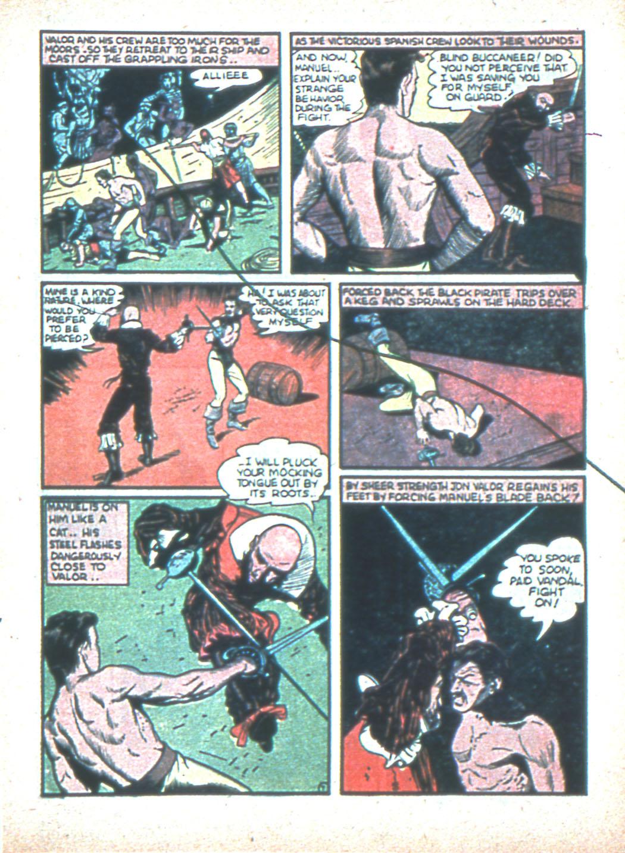 Read online Sensation (Mystery) Comics comic -  Issue #2 - 23