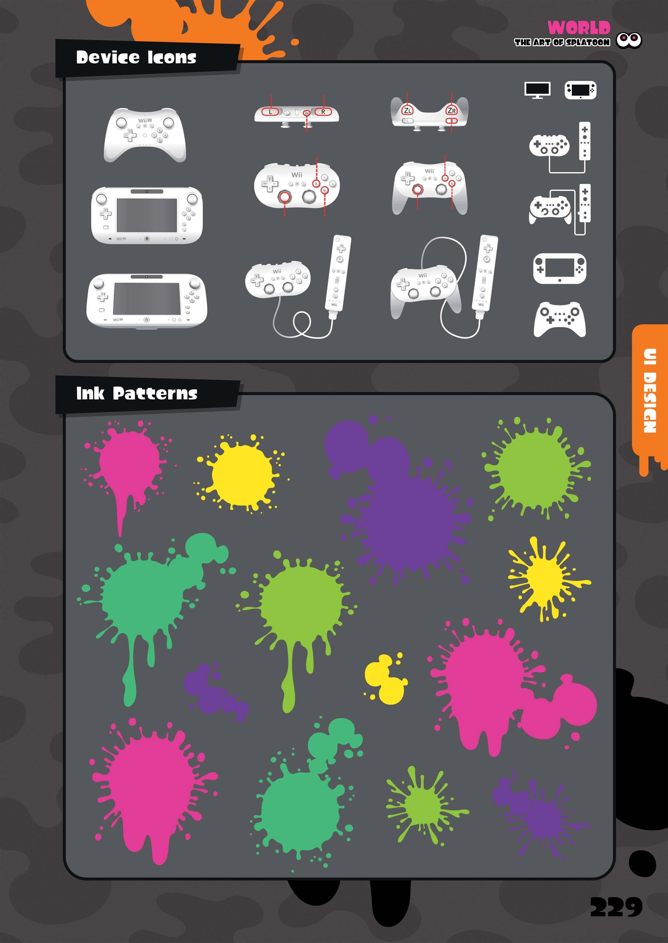 The Art of Splatoon TPB_(Part_2) Page 99