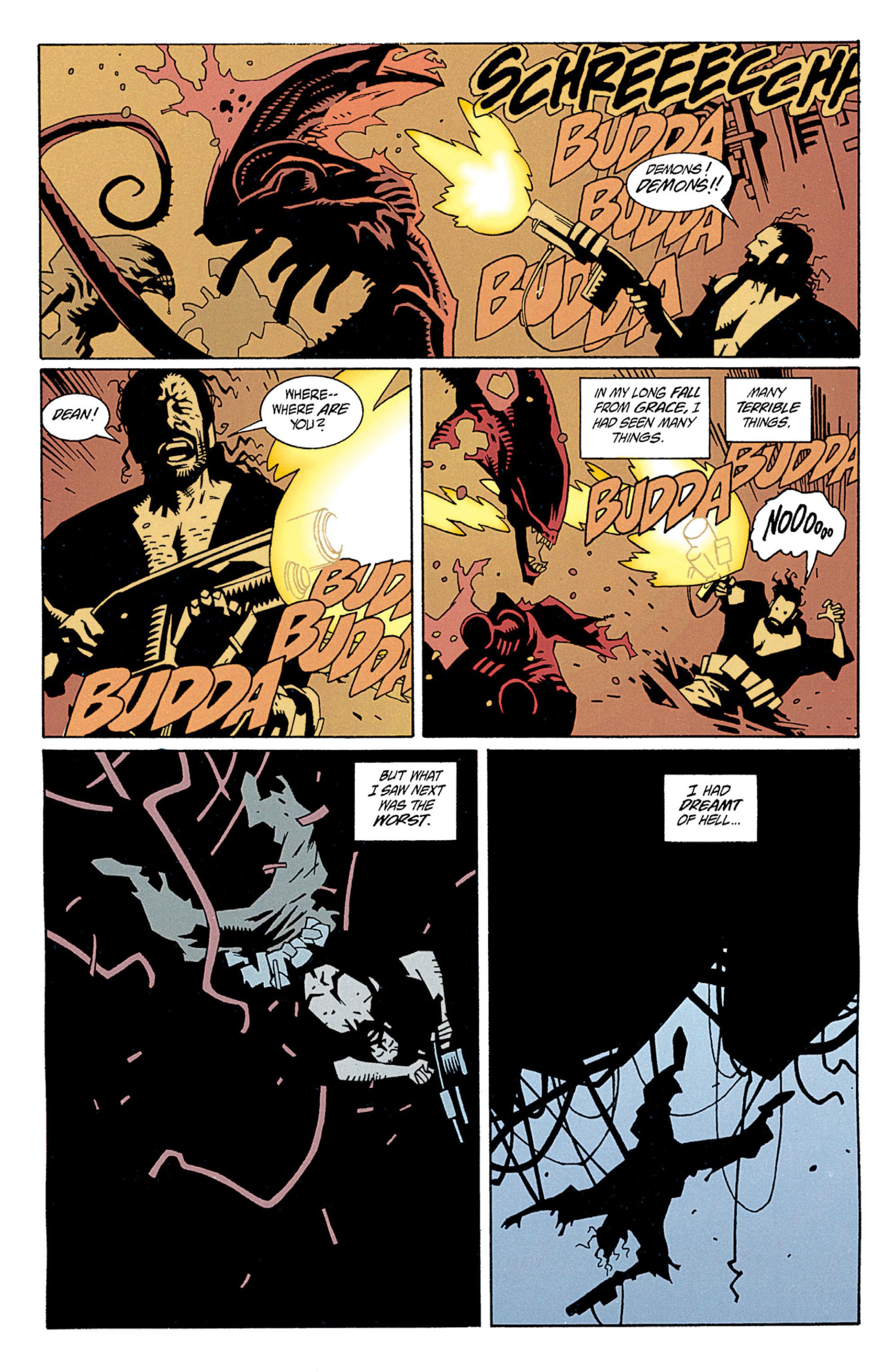 Read online Aliens: Salvation comic -  Issue # TPB - 39