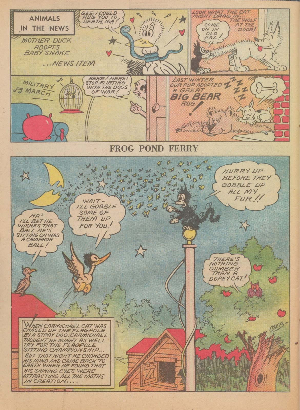 Read online Famous Funnies comic -  Issue #49 - 66