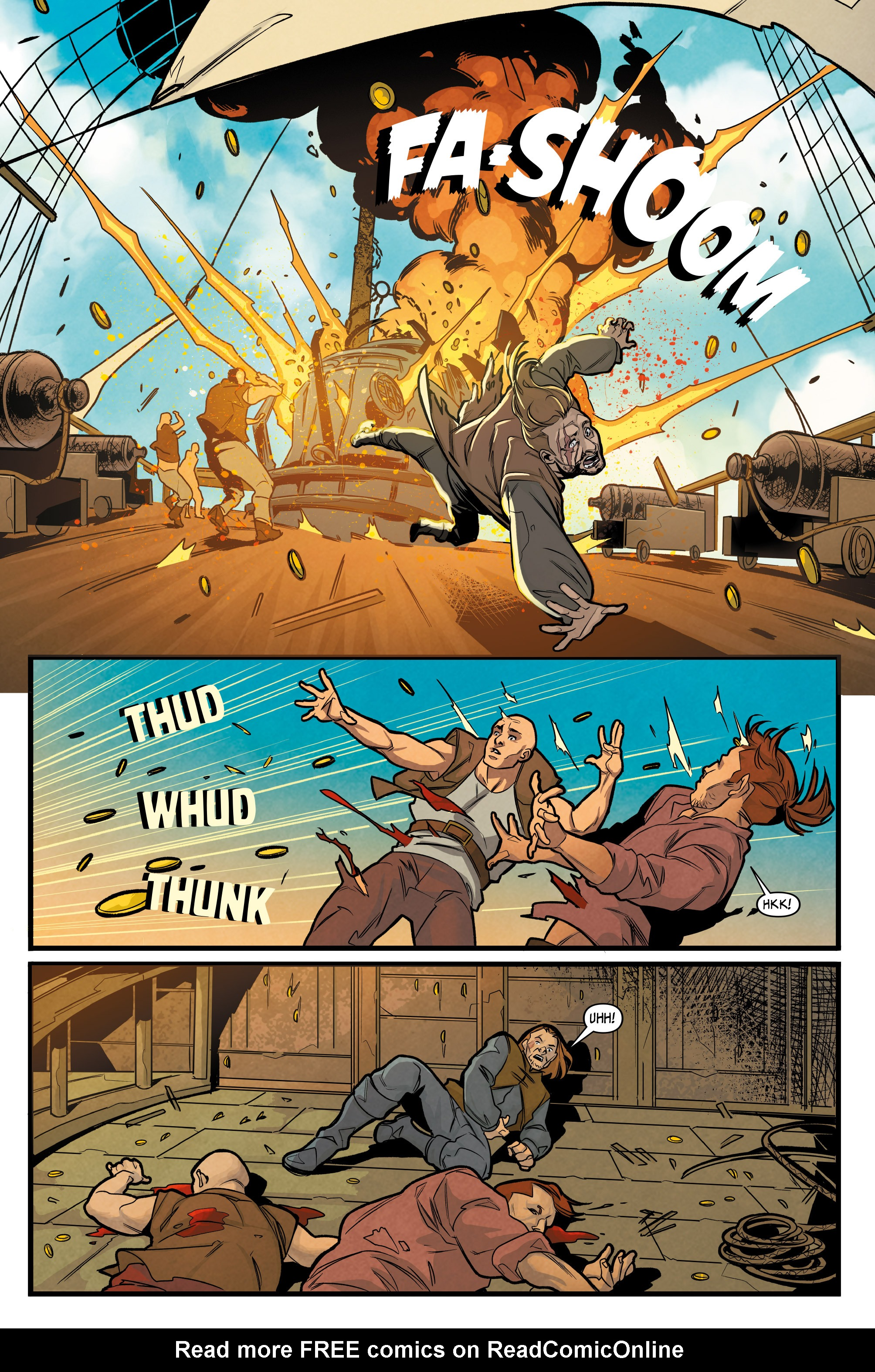 Read online Assassin's Creed: Reflections comic -  Issue #3 - 14