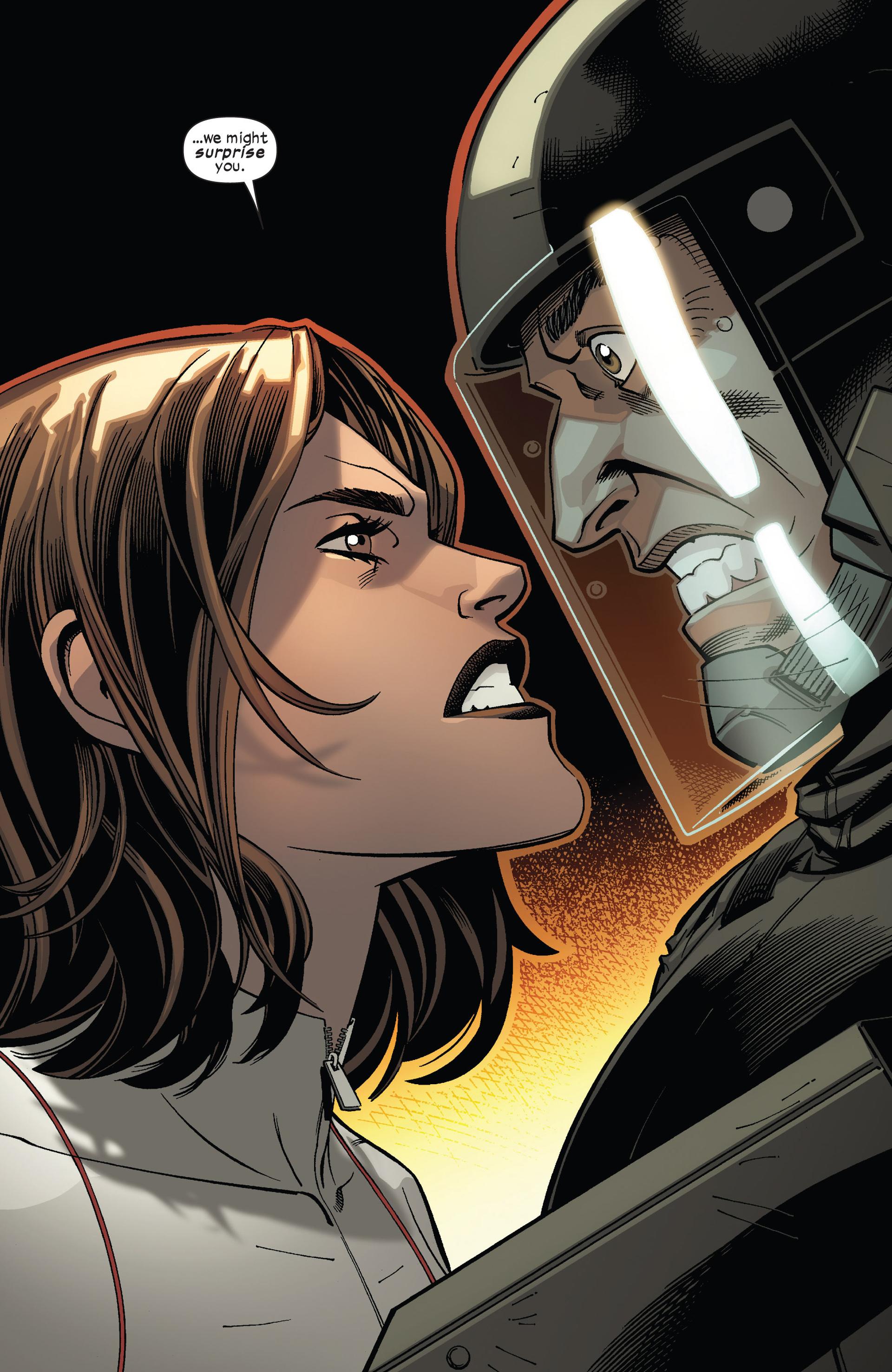 Read online Ultimate Comics X-Men comic -  Issue #13 - 13