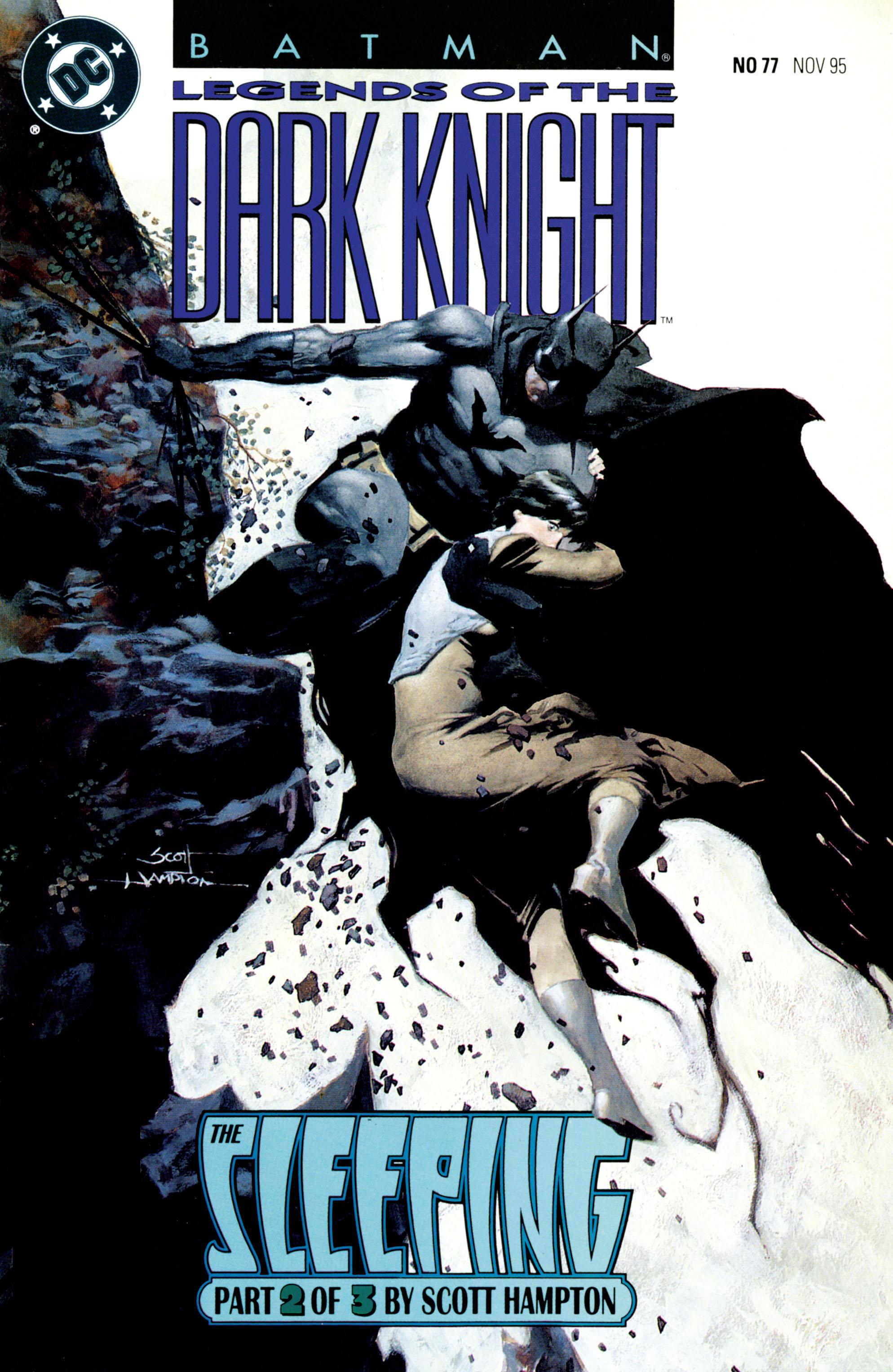 Batman: Legends of the Dark Knight 77 Page 1