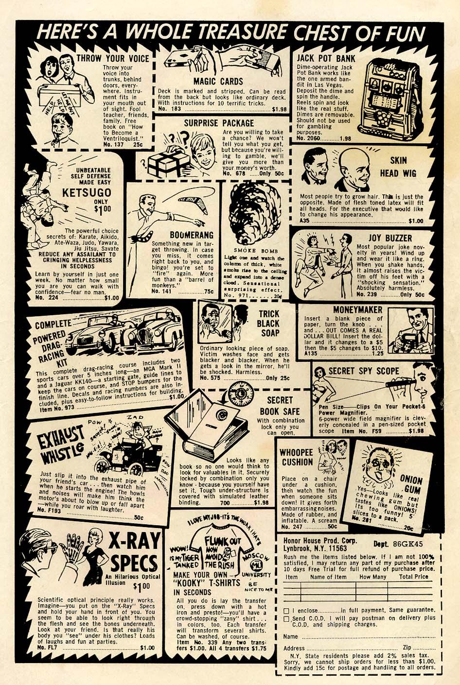 Supermans Girl Friend, Lois Lane 86 Page 83