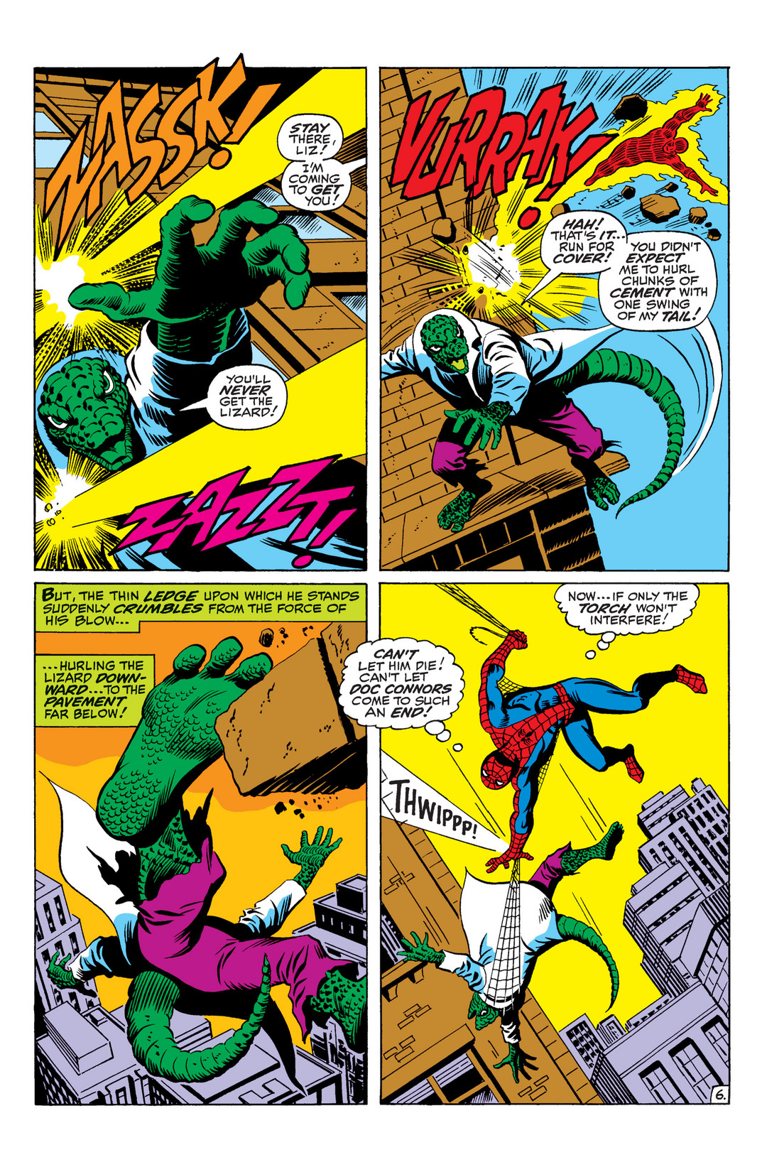 The Amazing Spider-Man (1963) 77 Page 6
