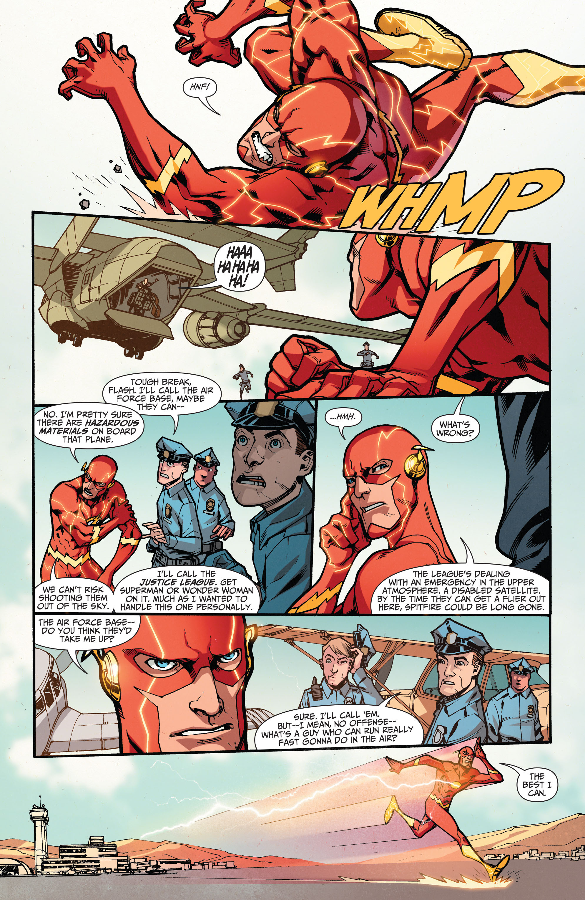 Read online The Flash (2011) comic -  Issue # _TPB 5 - 48