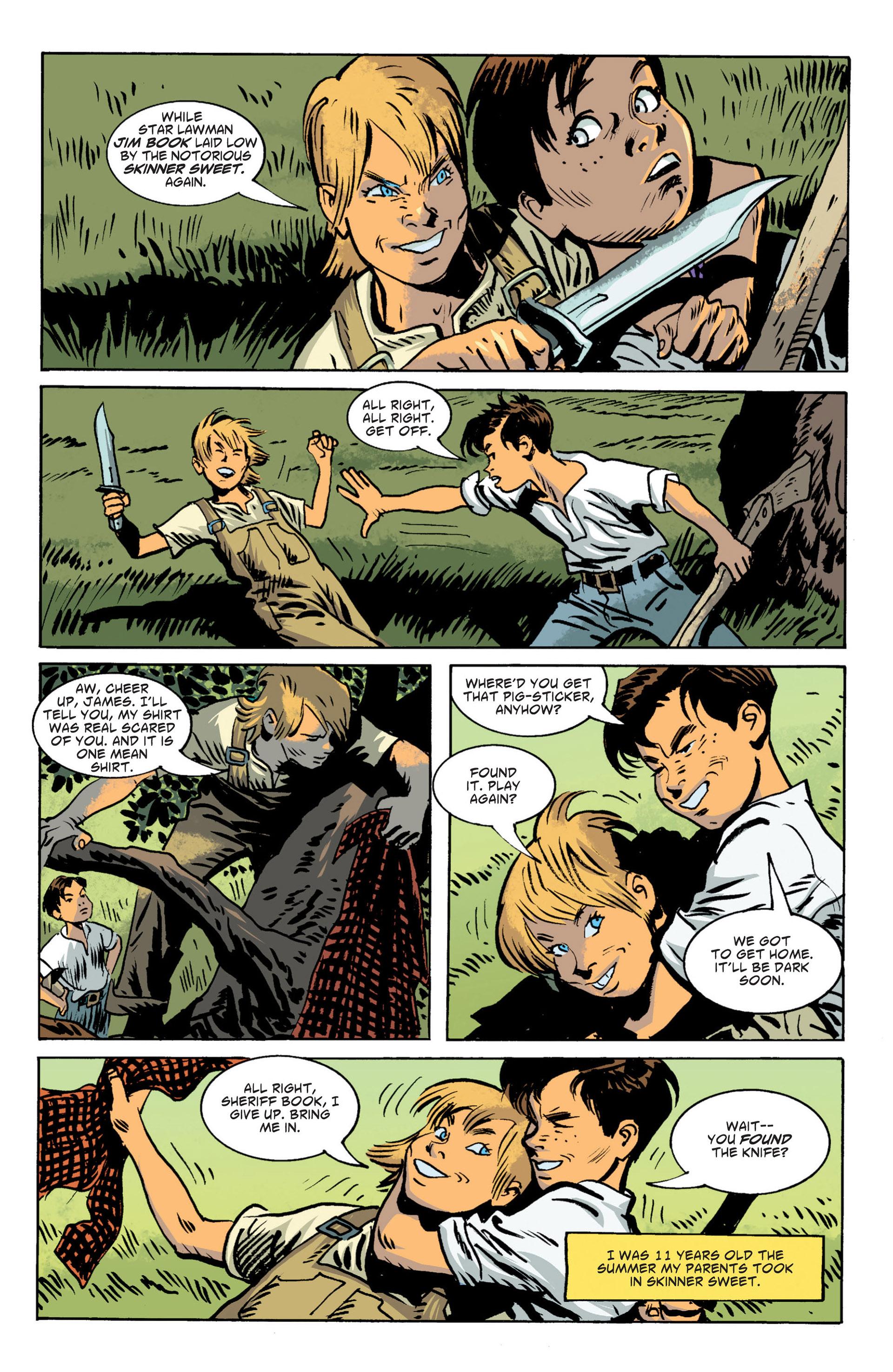 Read online American Vampire comic -  Issue #19 - 3
