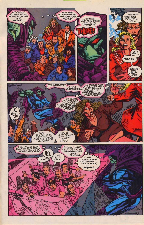 Read online Sleepwalker comic -  Issue #30 - 19
