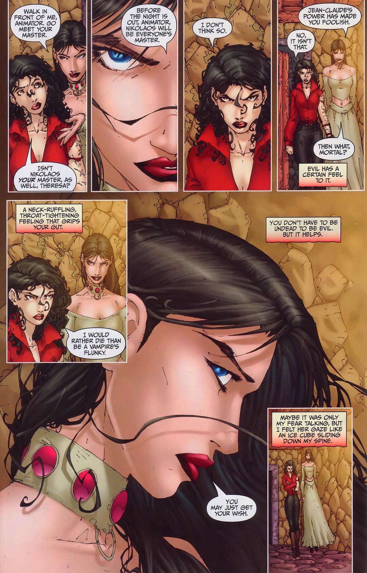 Read online Anita Blake, Vampire Hunter: Guilty Pleasures comic -  Issue #3 - 8