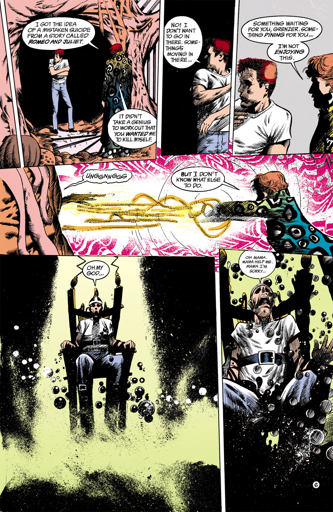 Read online Shade, the Changing Man comic -  Issue #13 - 7