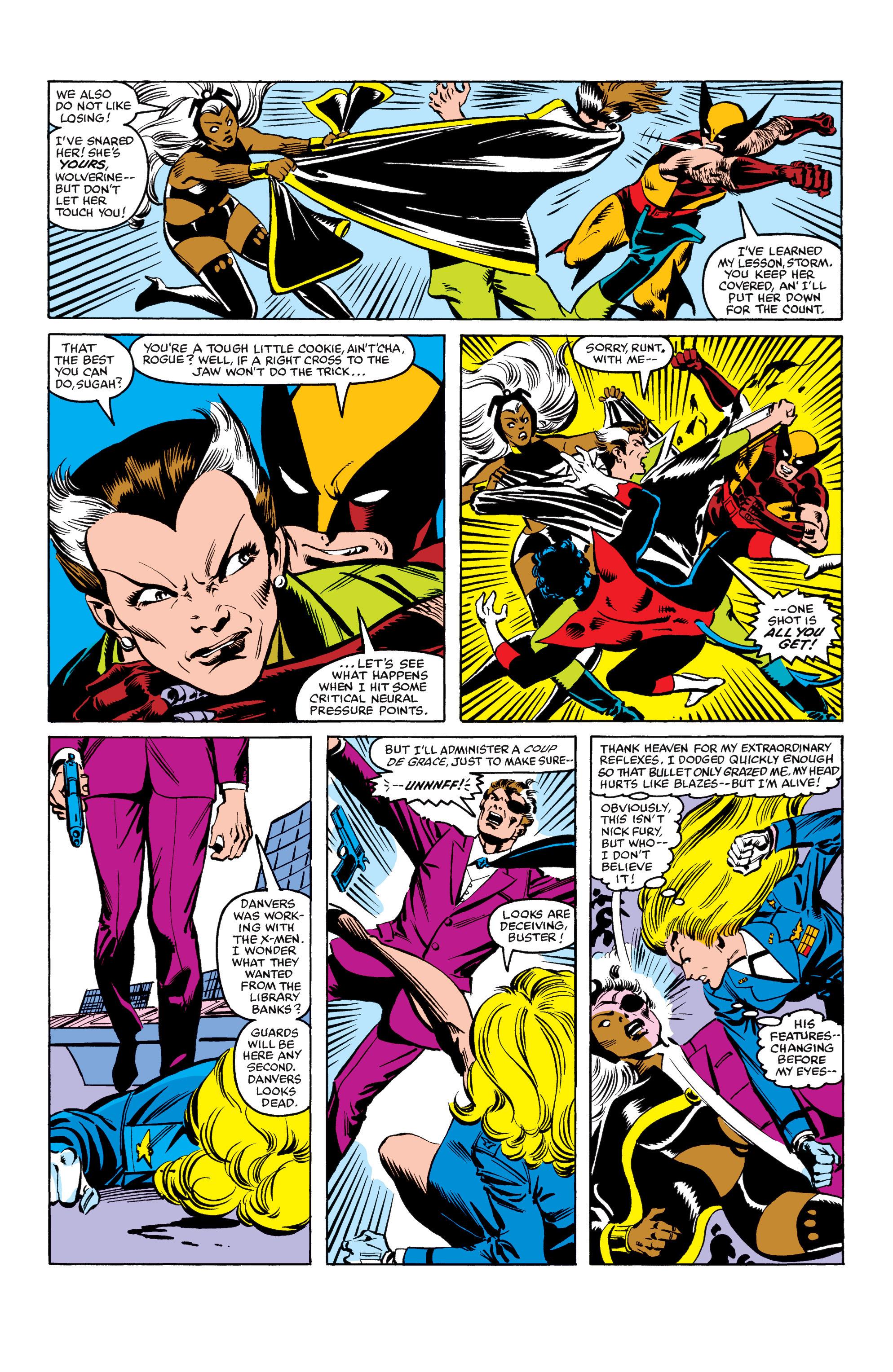 Read online Uncanny X-Men (1963) comic -  Issue #158 - 20
