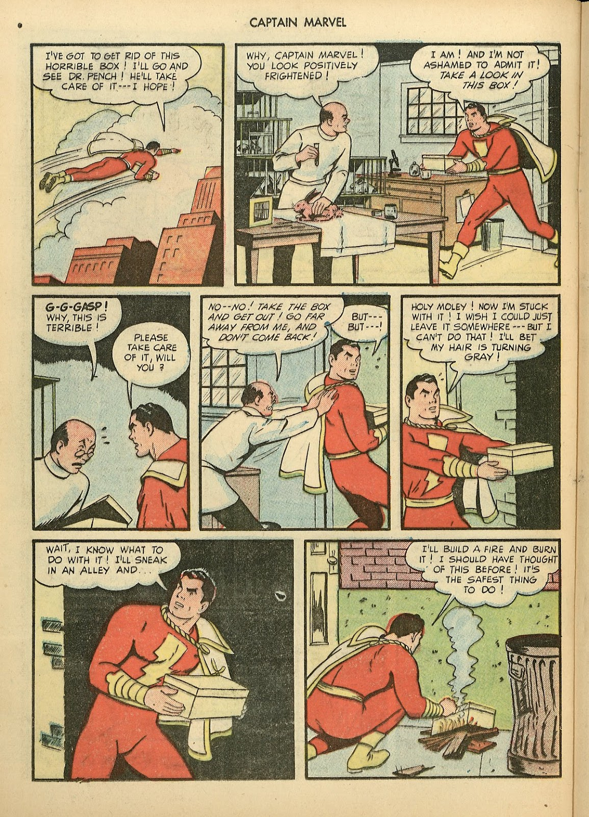 Captain Marvel Adventures issue 70 - Page 28