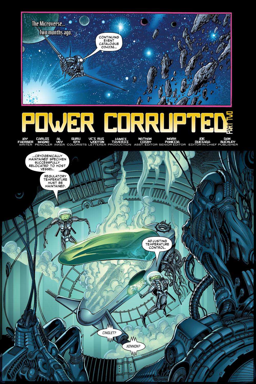 Read online Amazing Fantasy (2004) comic -  Issue #14 - 24