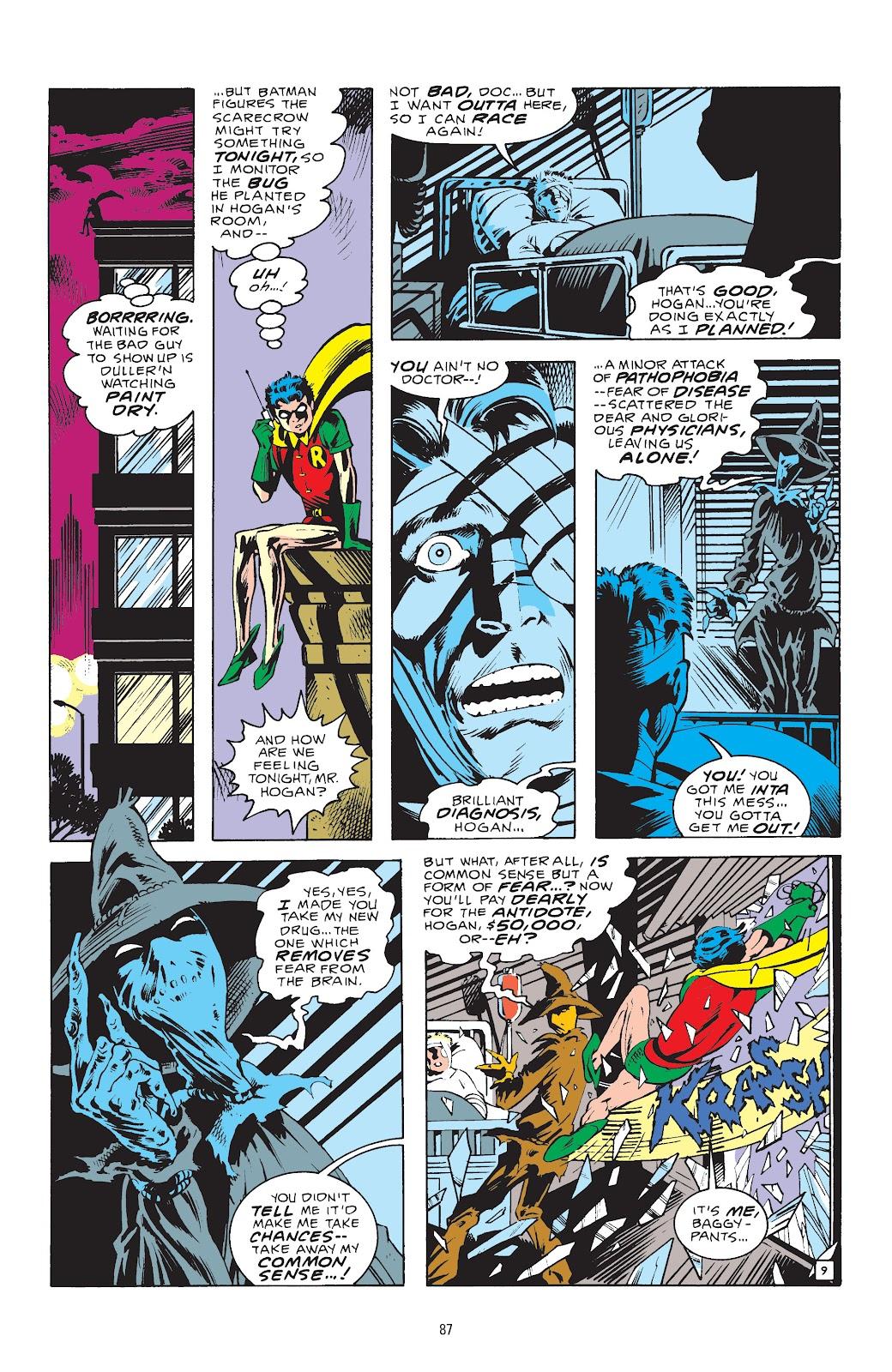 Read online Detective Comics (1937) comic -  Issue # _TPB Batman - The Dark Knight Detective 1 (Part 1) - 87