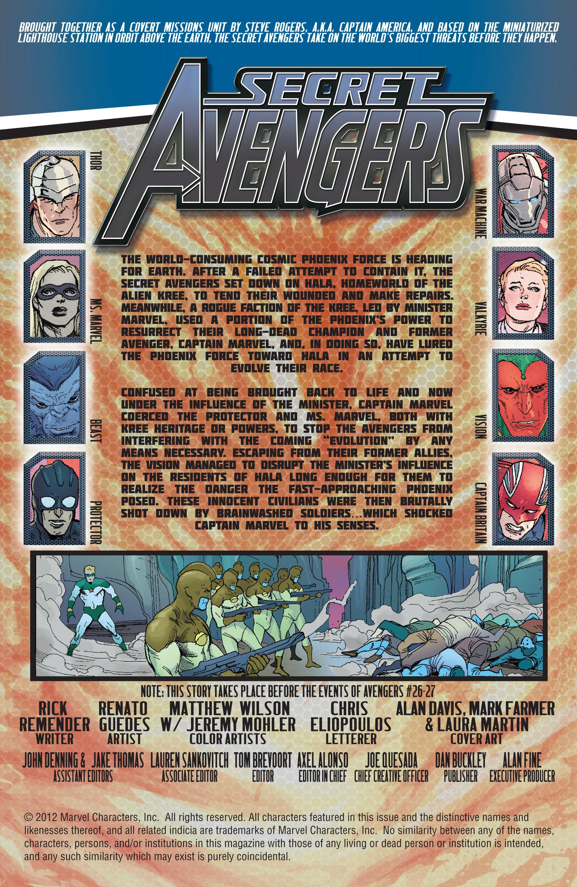 Read online Secret Avengers (2010) comic -  Issue #28 - 2