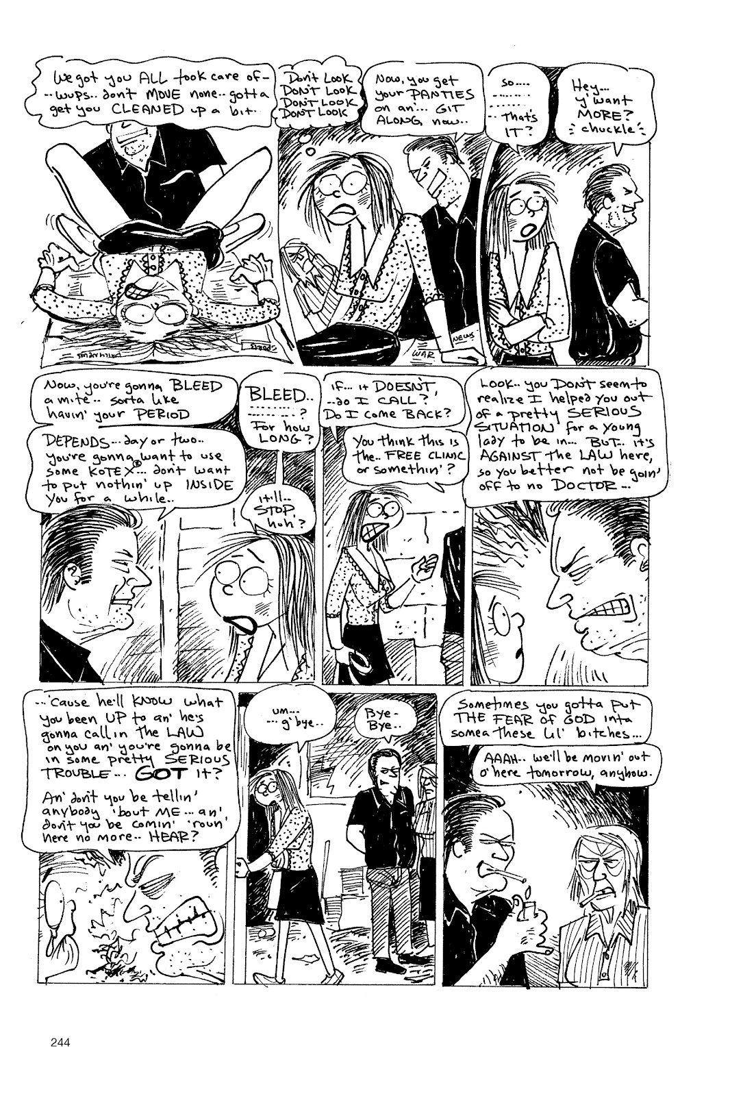 Read online Life's a Bitch: The Complete Bitchy Bitch Stories comic -  Issue # TPB (Part 3) - 38