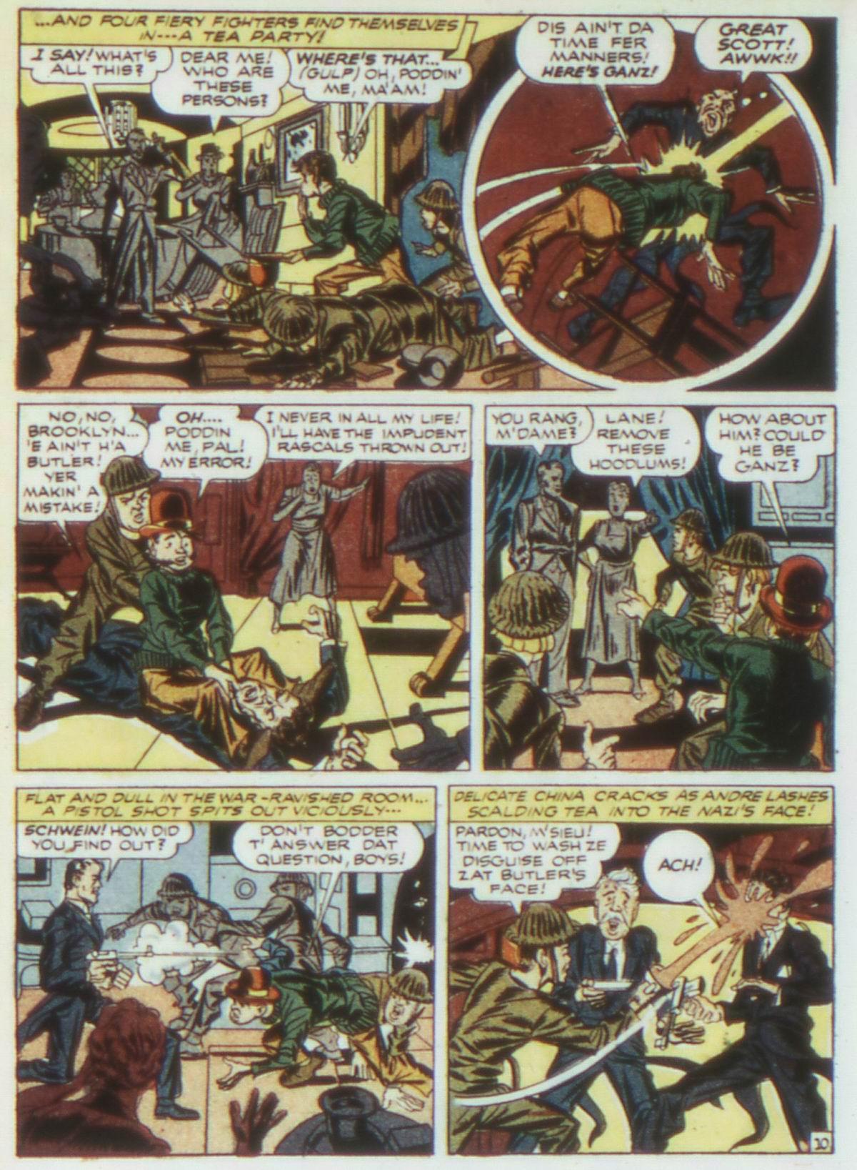 Read online Detective Comics (1937) comic -  Issue #75 - 26