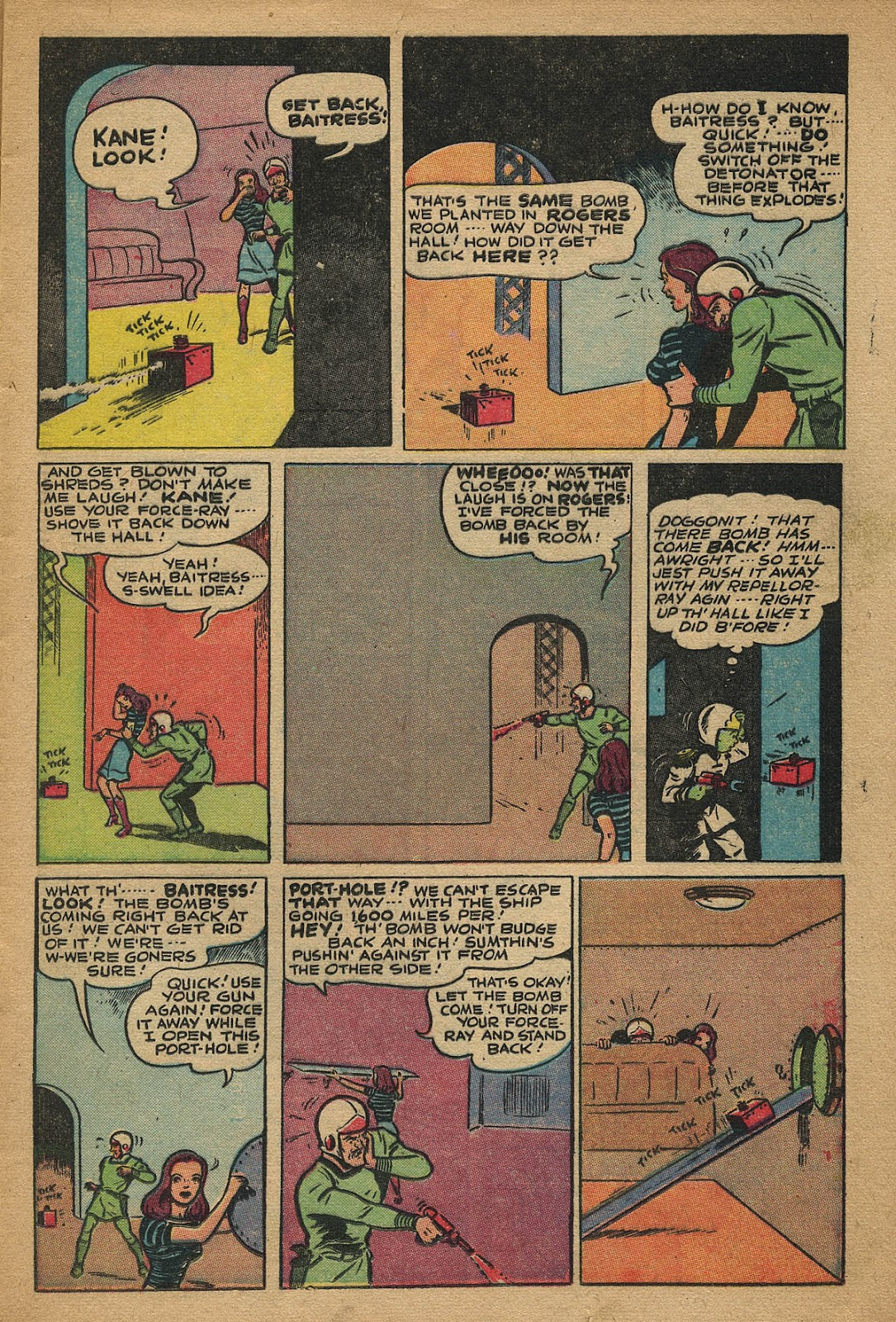 Read online Famous Funnies comic -  Issue #162 - 15