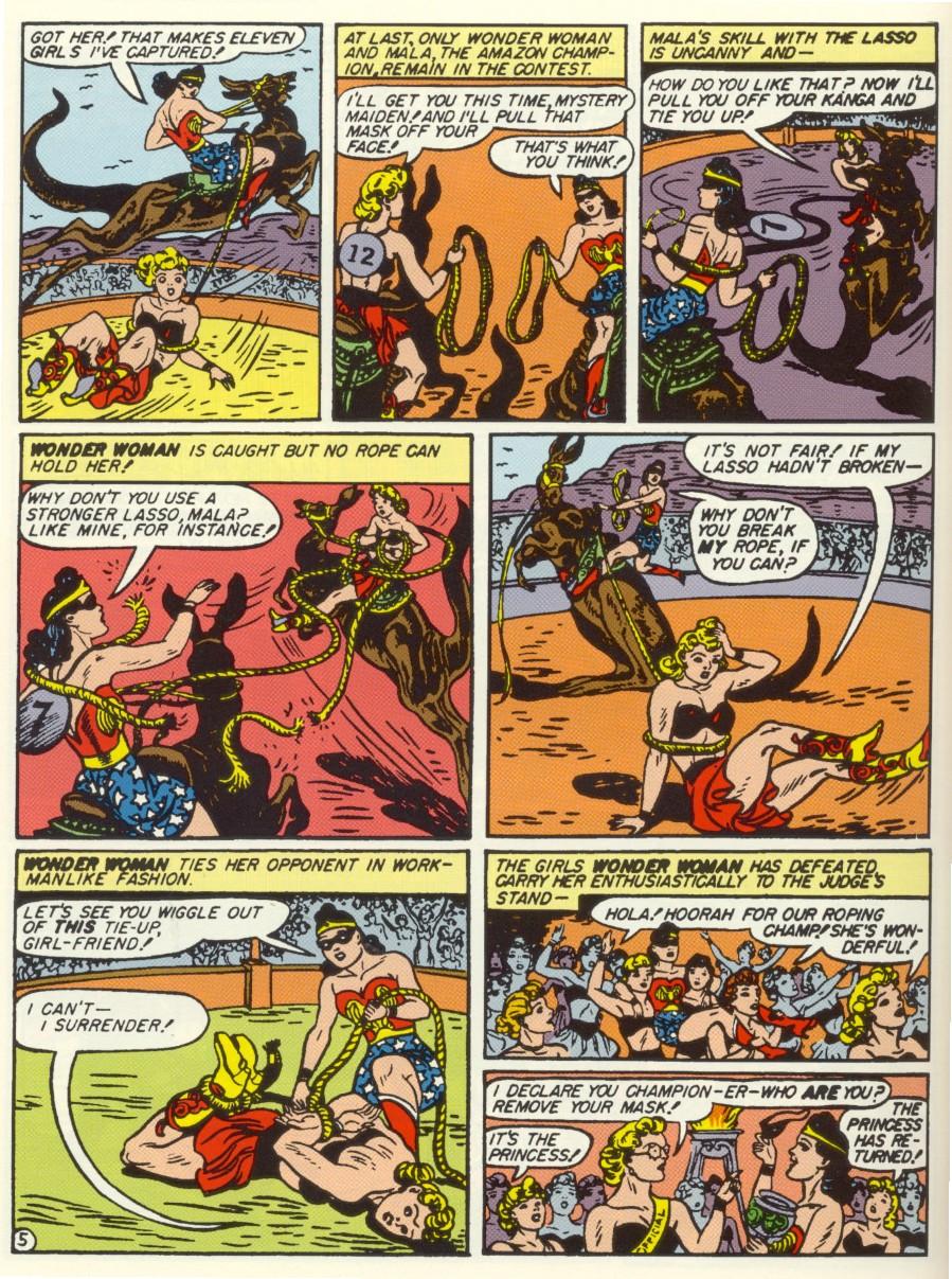 Read online Sensation (Mystery) Comics comic -  Issue #6 - 7
