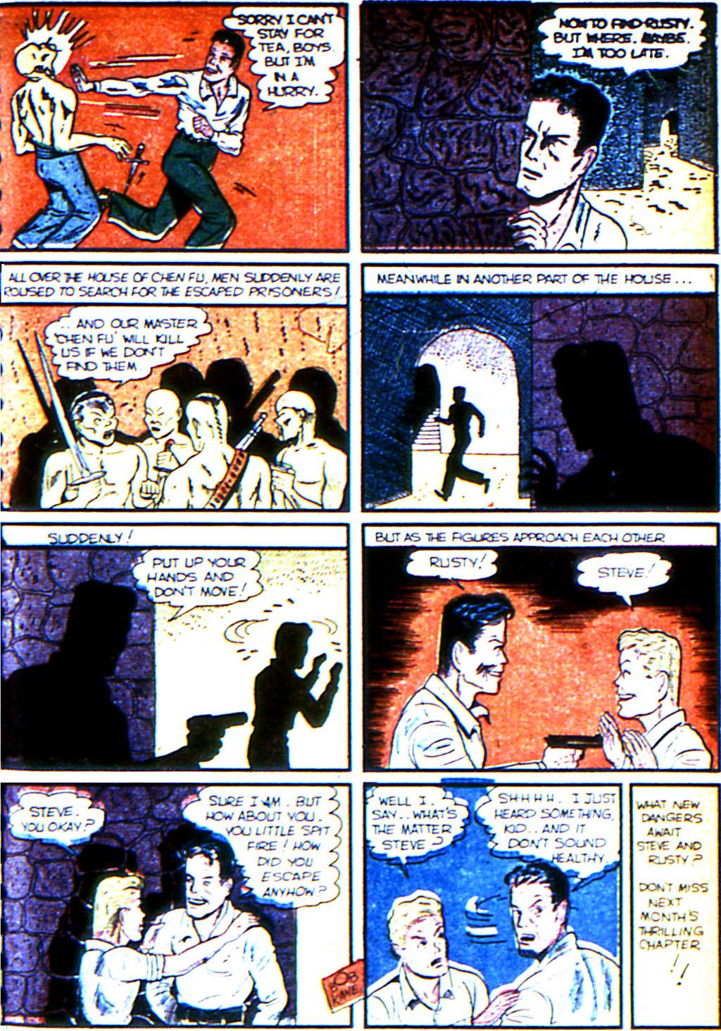 Read online Adventure Comics (1938) comic -  Issue #43 - 59