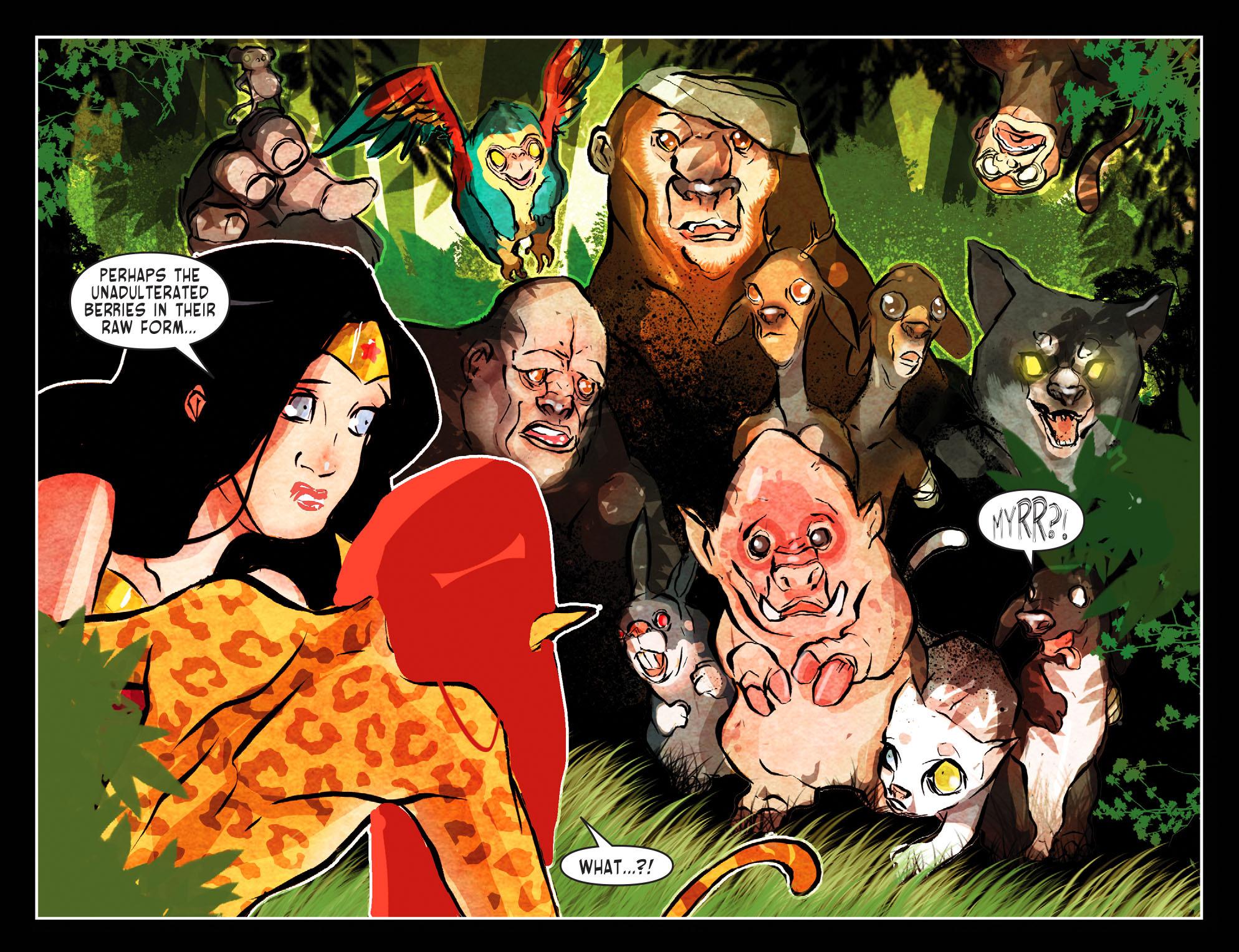 Read online Sensation Comics Featuring Wonder Woman comic -  Issue #49 - 21