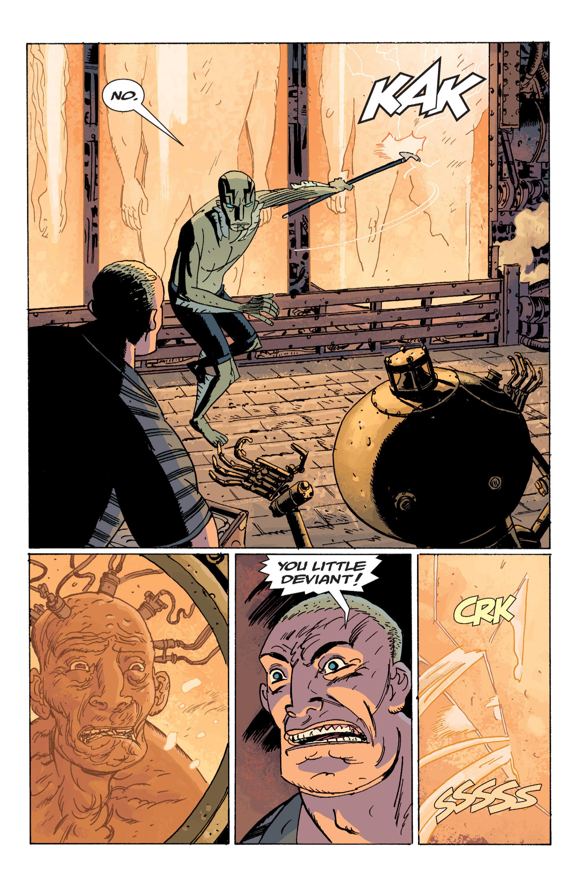 Read online B.P.R.D. (2003) comic -  Issue # TPB 7 - 103