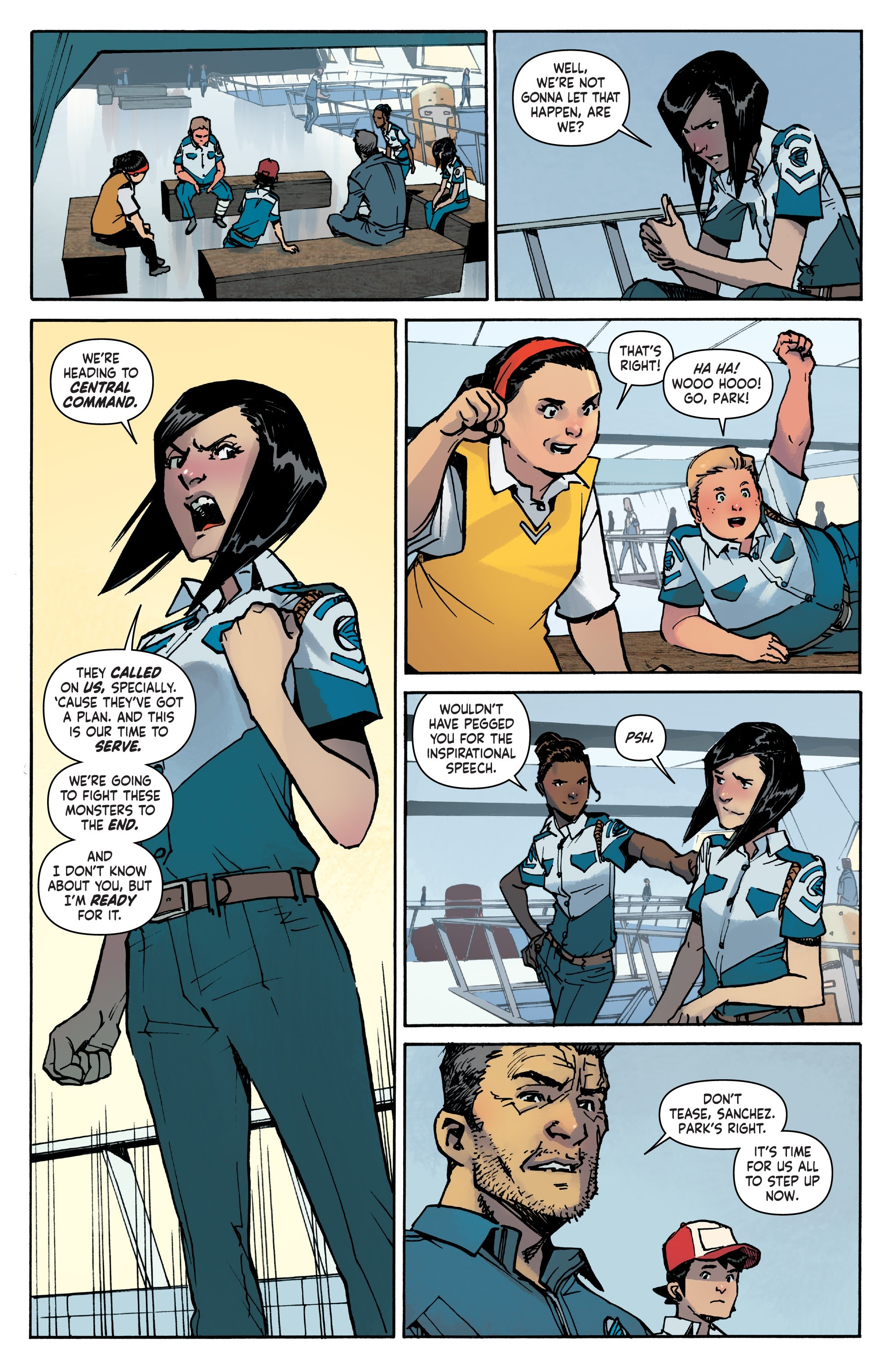 Mech Cadet Yu #_TPB_2 #15 - English 59