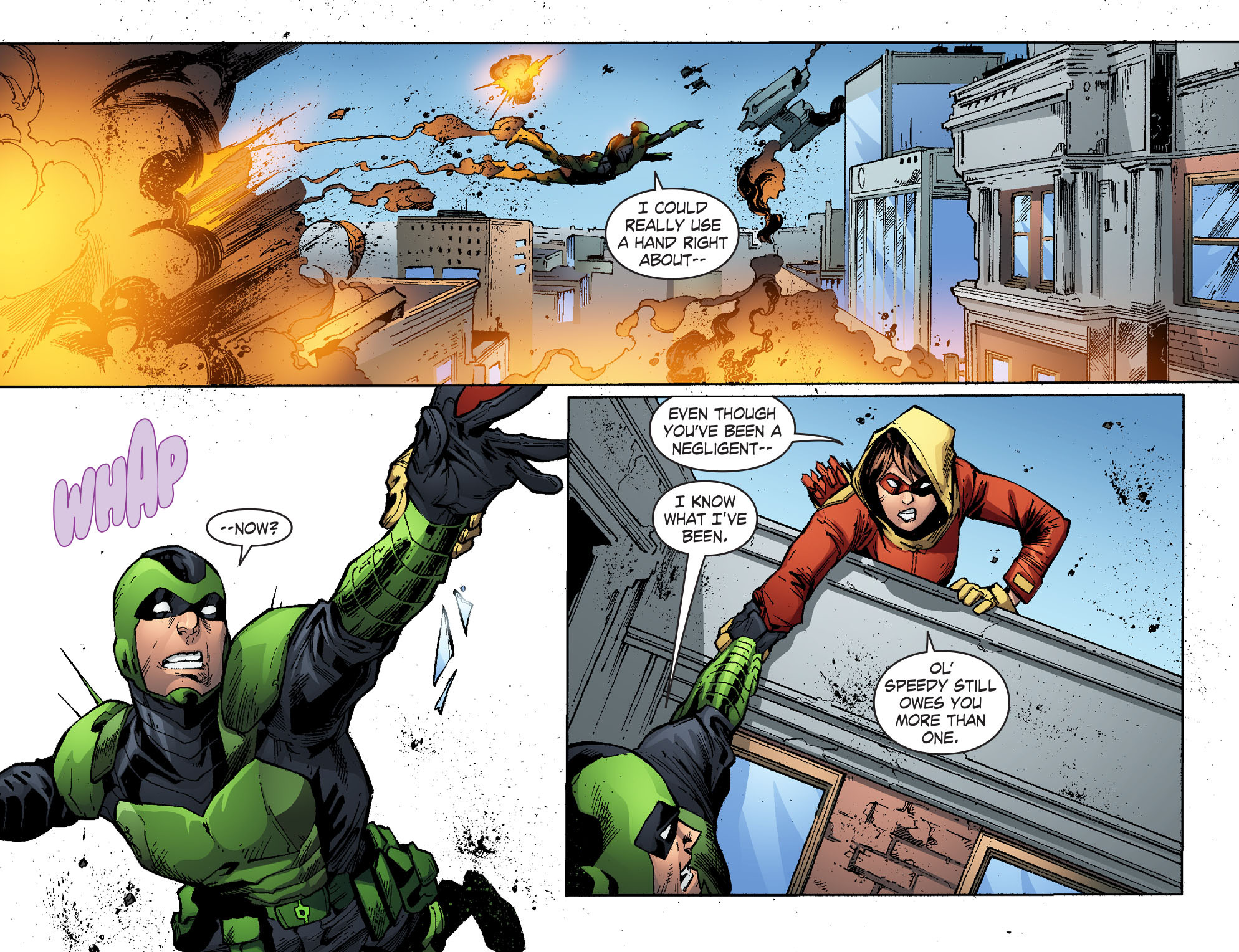 Read online Smallville: Continuity comic -  Issue #5 - 6