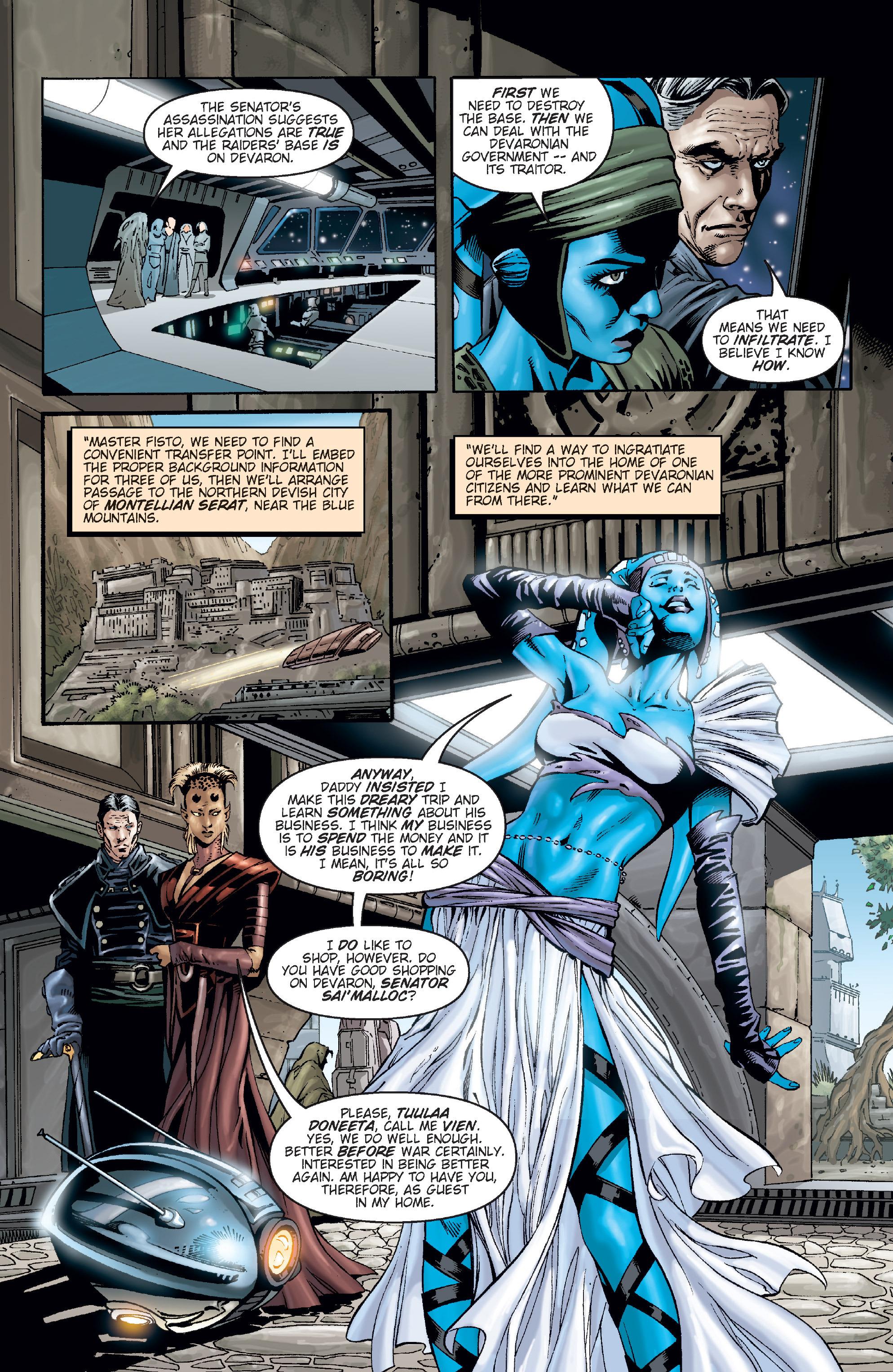 Read online Star Wars Omnibus comic -  Issue # Vol. 24 - 281