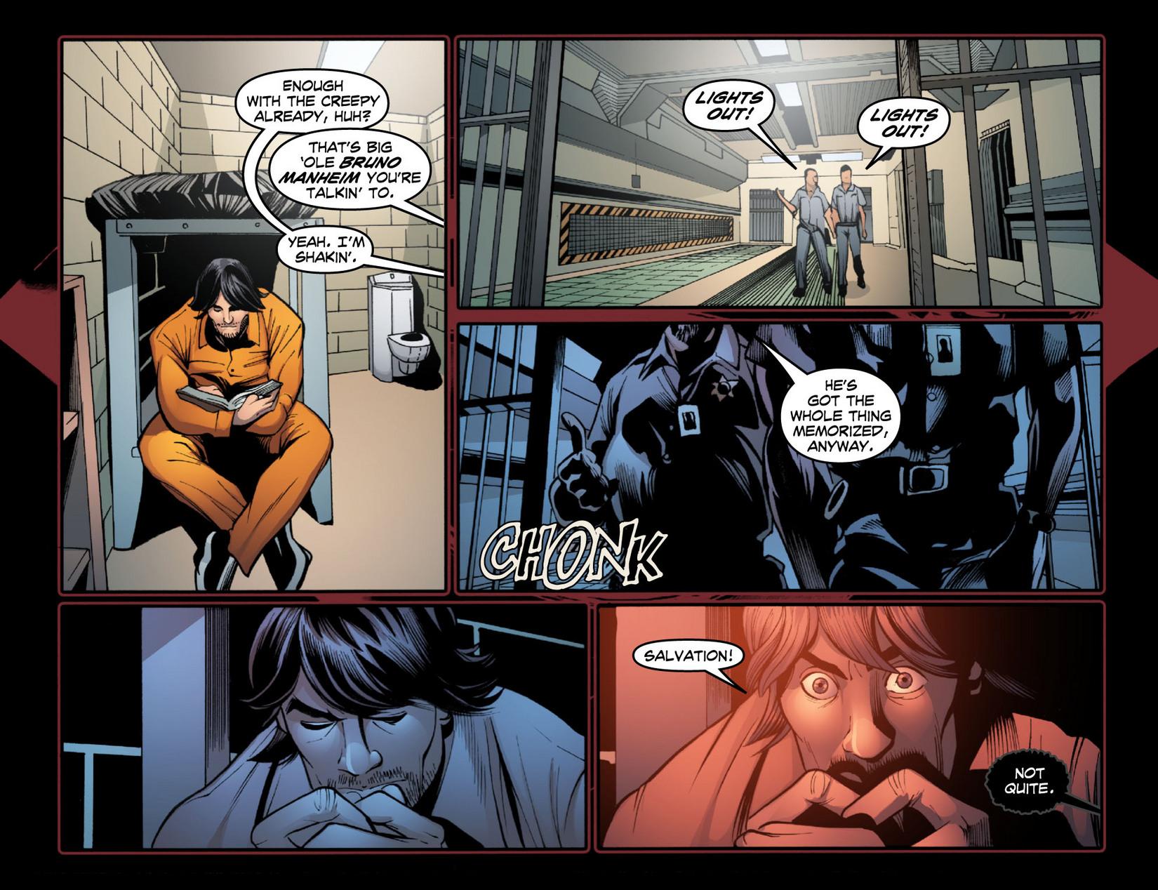 Read online Smallville: Season 11 comic -  Issue #15 - 17