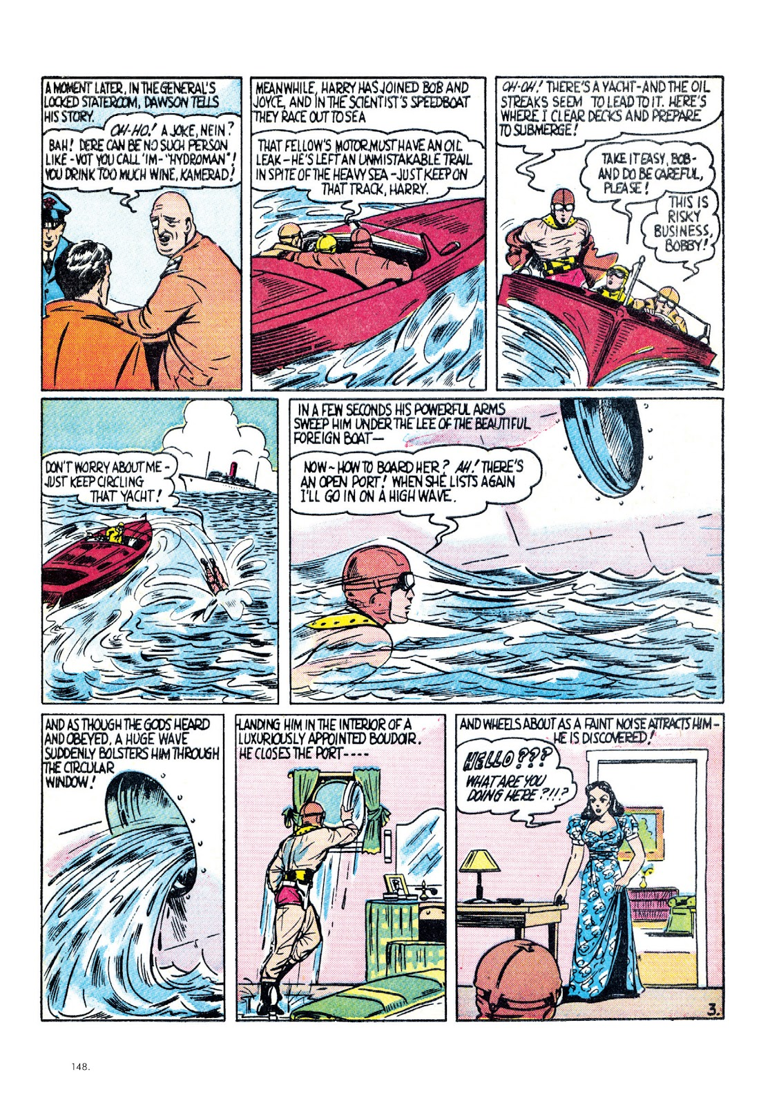 Read online The Bill Everett Archives comic -  Issue # TPB 1 (Part 2) - 47