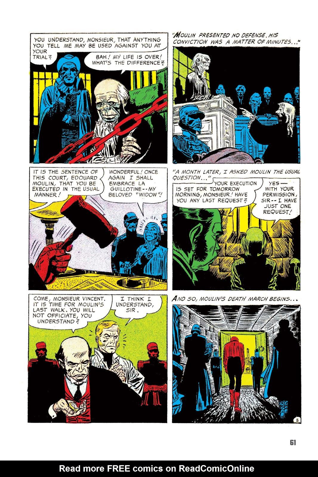 Read online The Joe Kubert Archives comic -  Issue # TPB (Part 1) - 72