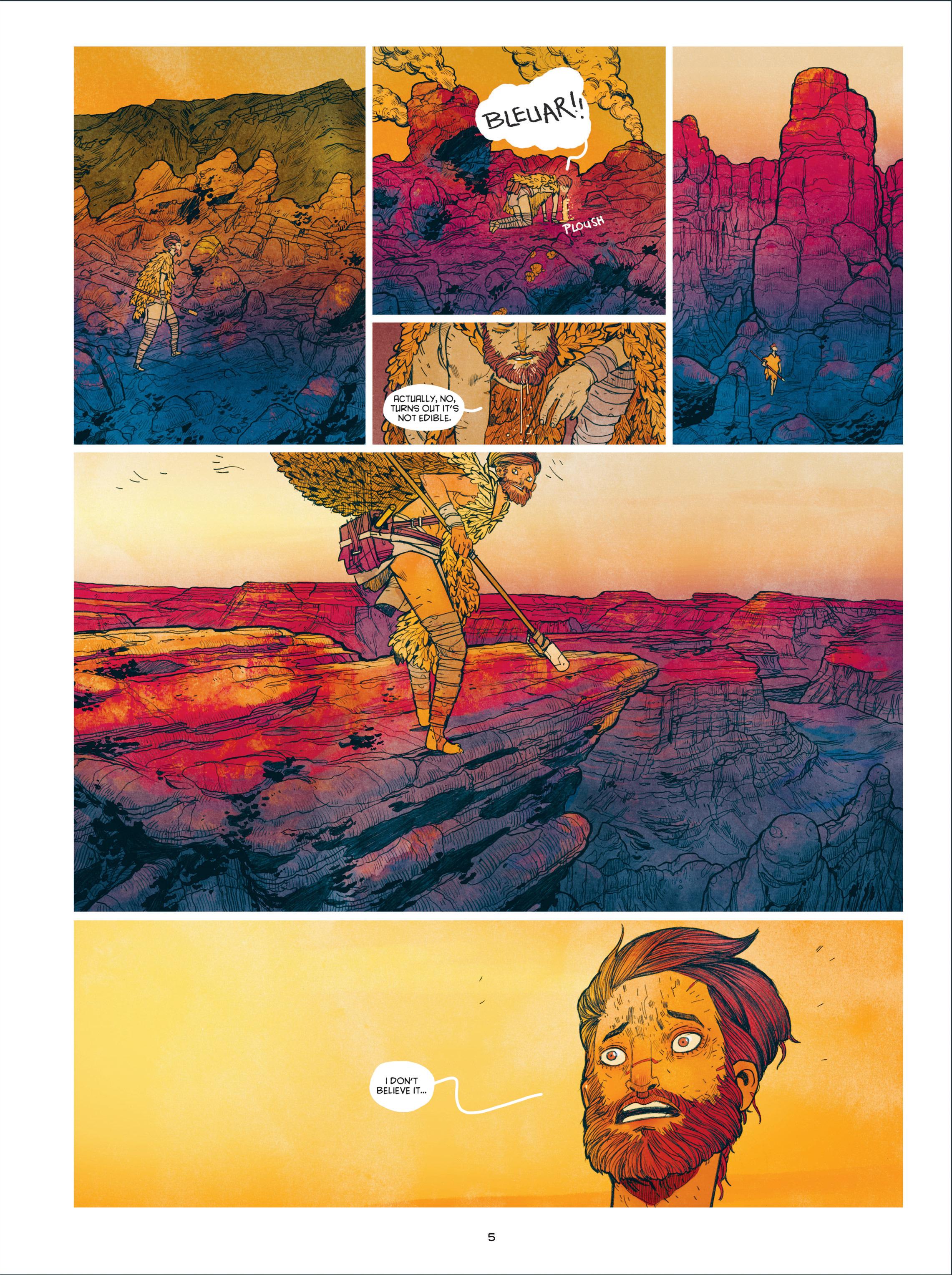 Read online Shangri-La comic -  Issue # Full - 7